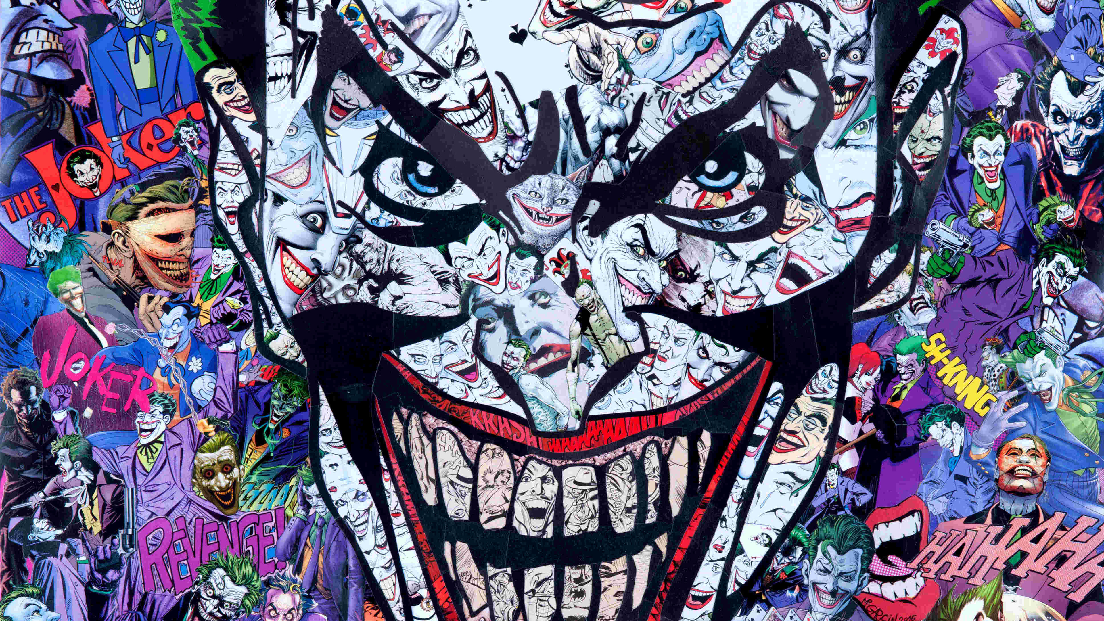 Wallpaper 4k Joker Hahaha 4k 4k Wallpapers Artist Wallpapers Artwork Wallpapers Digital Art Wallpapers Hd Wallpapers Joker Wallpapers Superheroes Wallpapers
