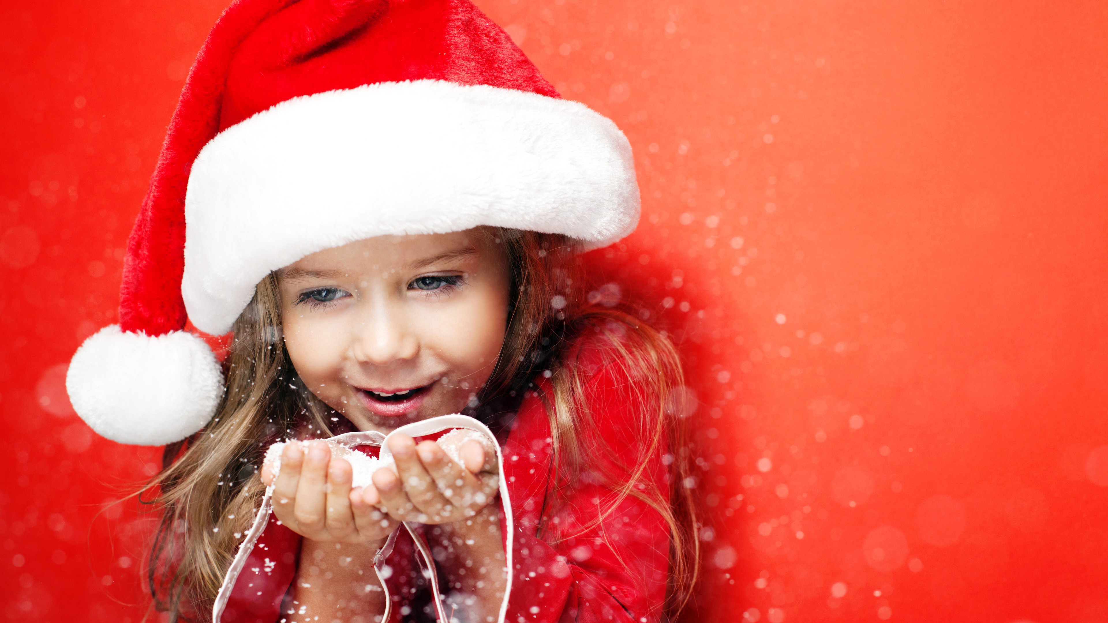 little santa girl christmas 4k 1543946296 - Little Santa Girl Christmas 4k - holidays wallpapers, hd-wallpapers, christmas wallpapers, celebrations wallpapers, 5k wallpapers
