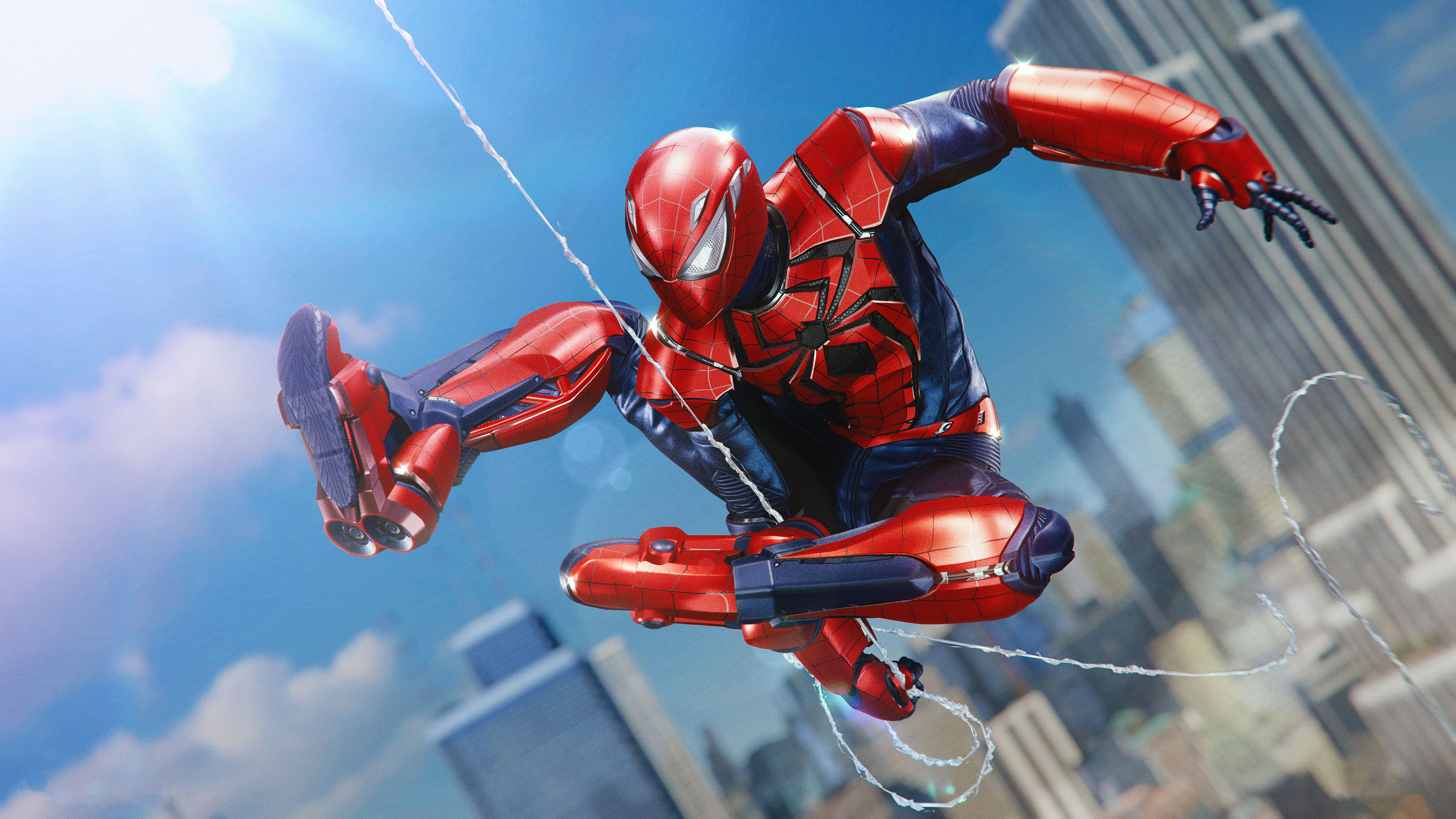 marvel spider man 4k 1544923258 - Marvel Spider Man 4k - superheroes wallpapers, spiderman wallpapers, spiderman ps4 wallpapers, ps games wallpapers, marvel wallpapers, hd-wallpapers, games wallpapers, 4k-wallpapers, 2018 games wallpapers