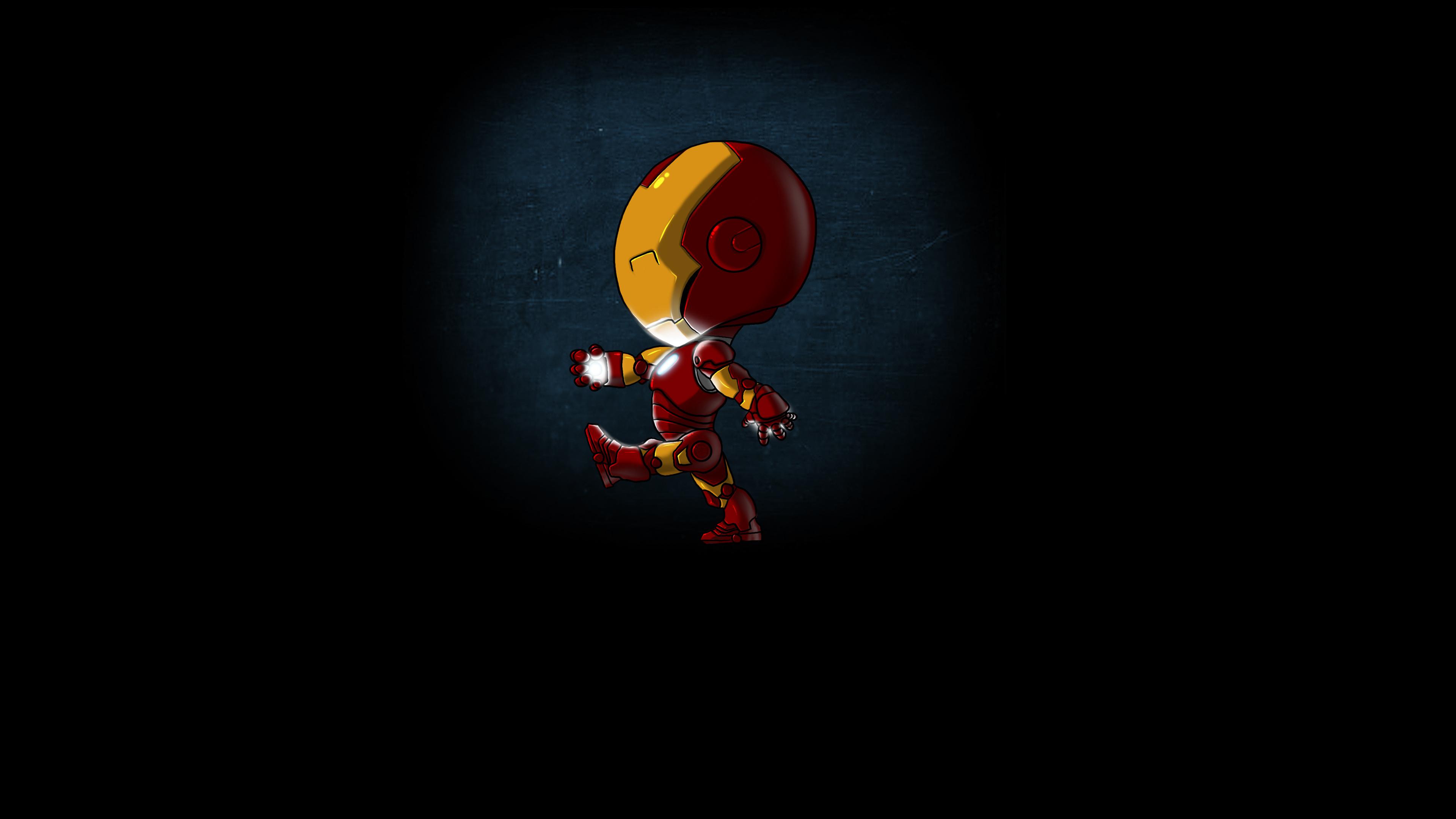 mini iron man 4k 1544286758 - Mini Iron Man 4k - superheroes wallpapers, iron man wallpapers, hd-wallpapers, digital art wallpapers, behance wallpapers, artwork wallpapers, 4k-wallpapers