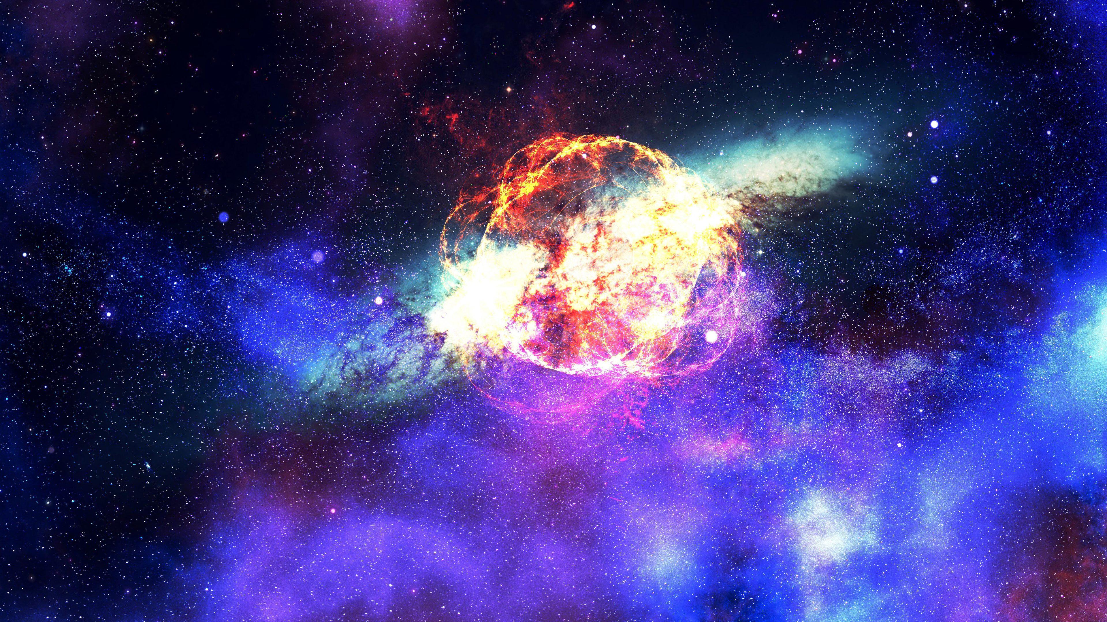 nebula galaxy outer space 4k 1546278901