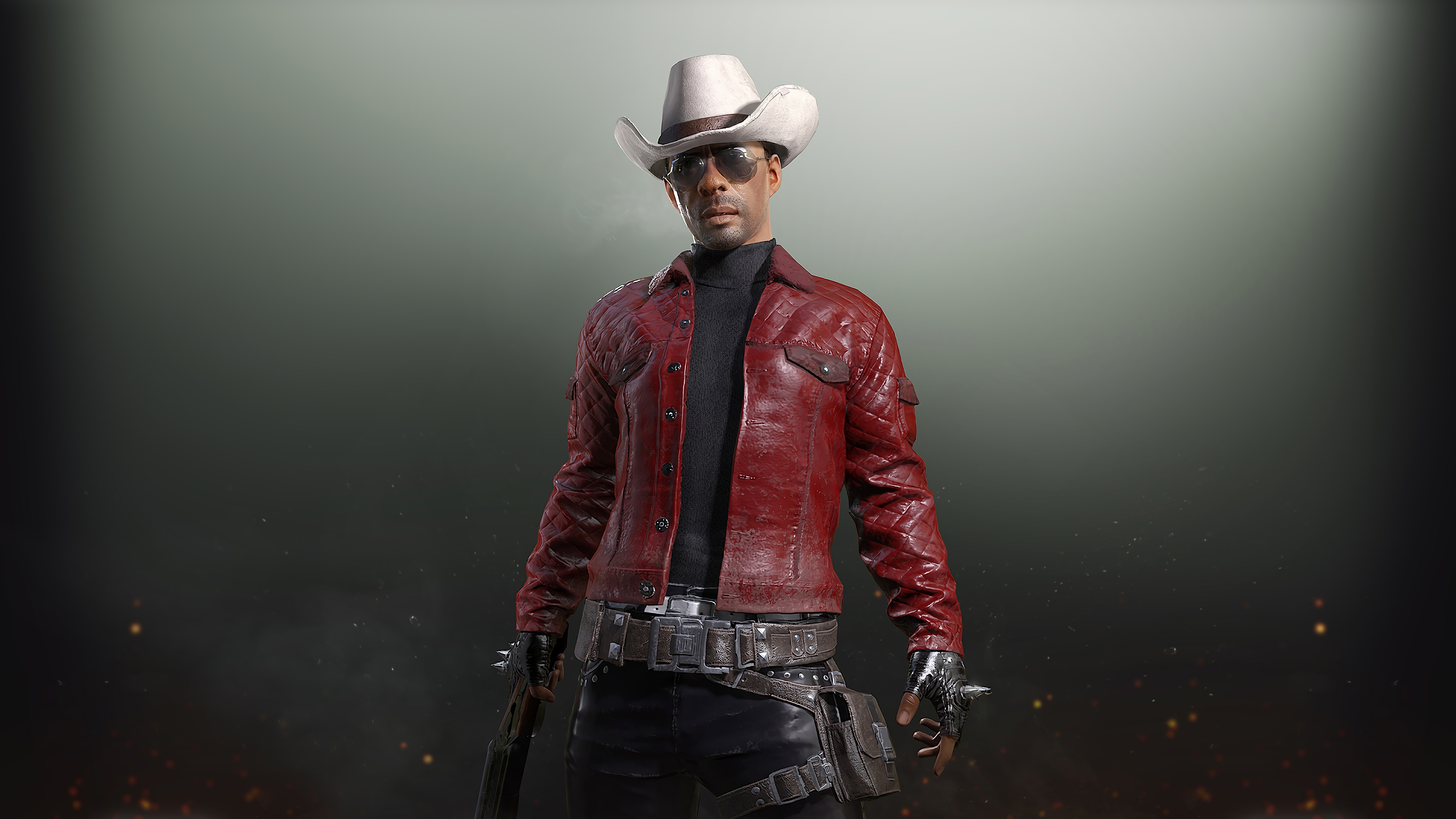 Lovely PUBG Militia Crate Cowboy Western Military PlayerUnknownu0027s Battlegrounds 4K  Wallpaper