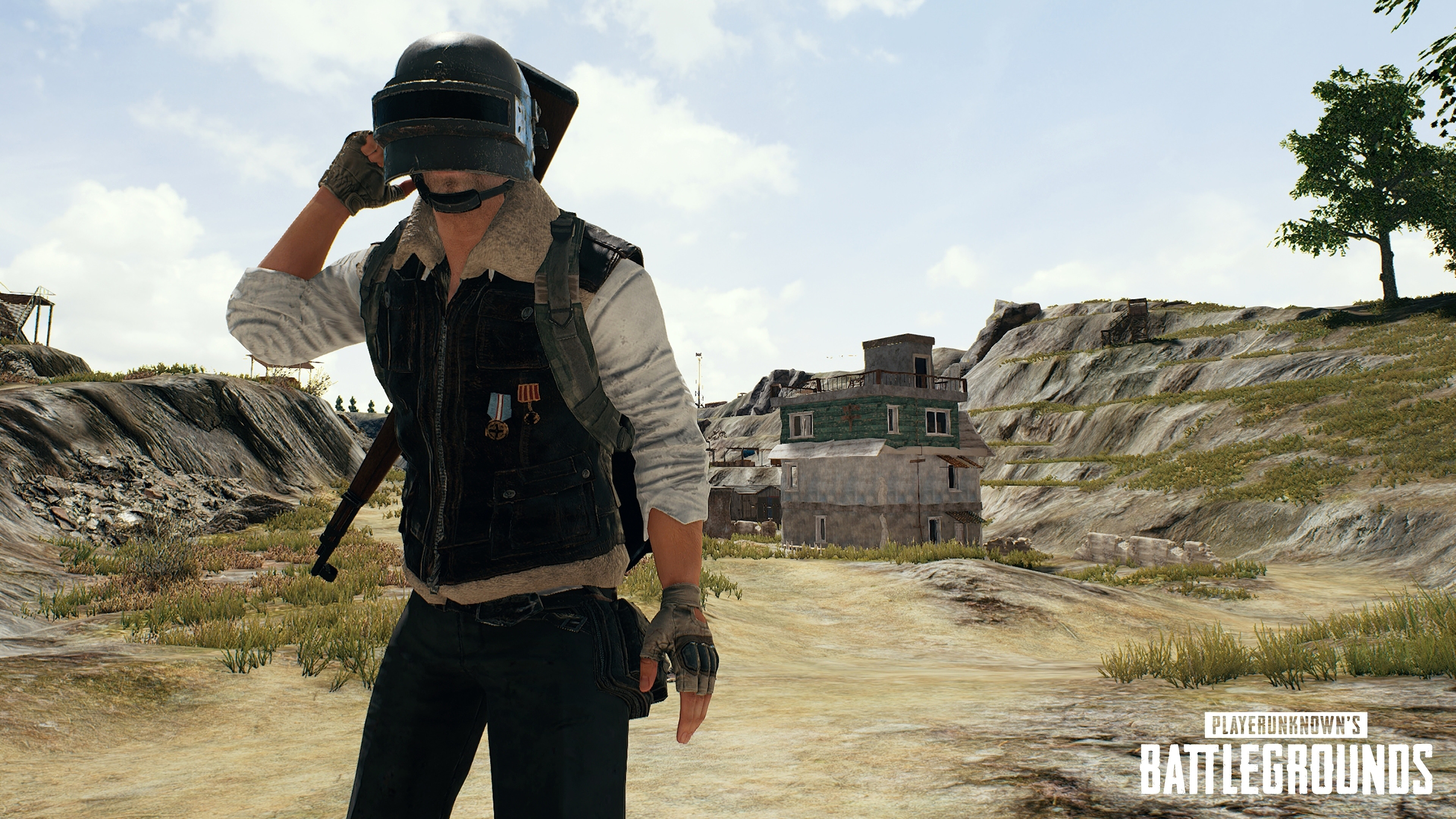 PUBG PUBG PlayerUnknown's Battlegrounds 4K Wallpaper
