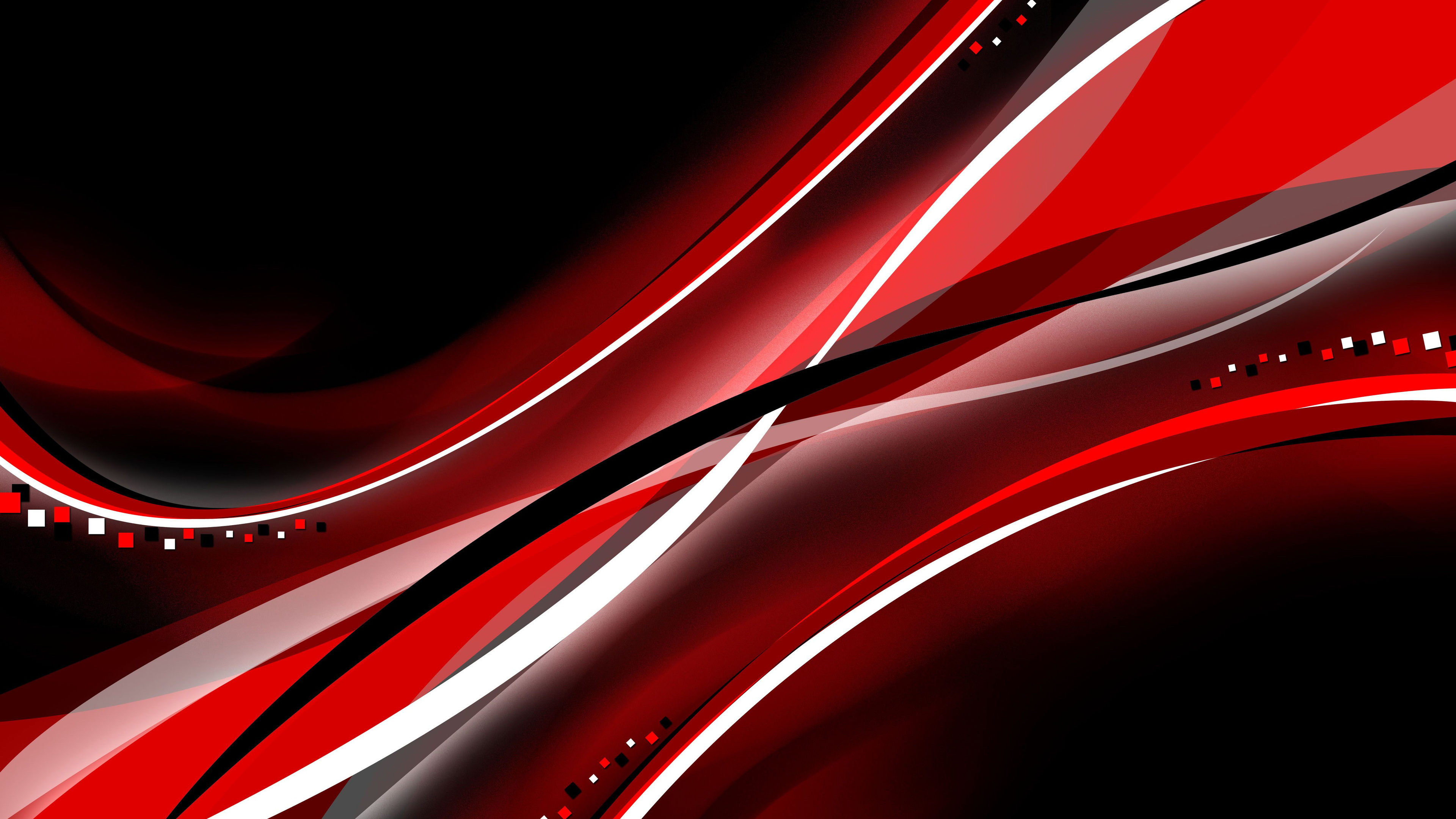 Red Black Color Interval Abstract 4k red wallpapers, hd ...
