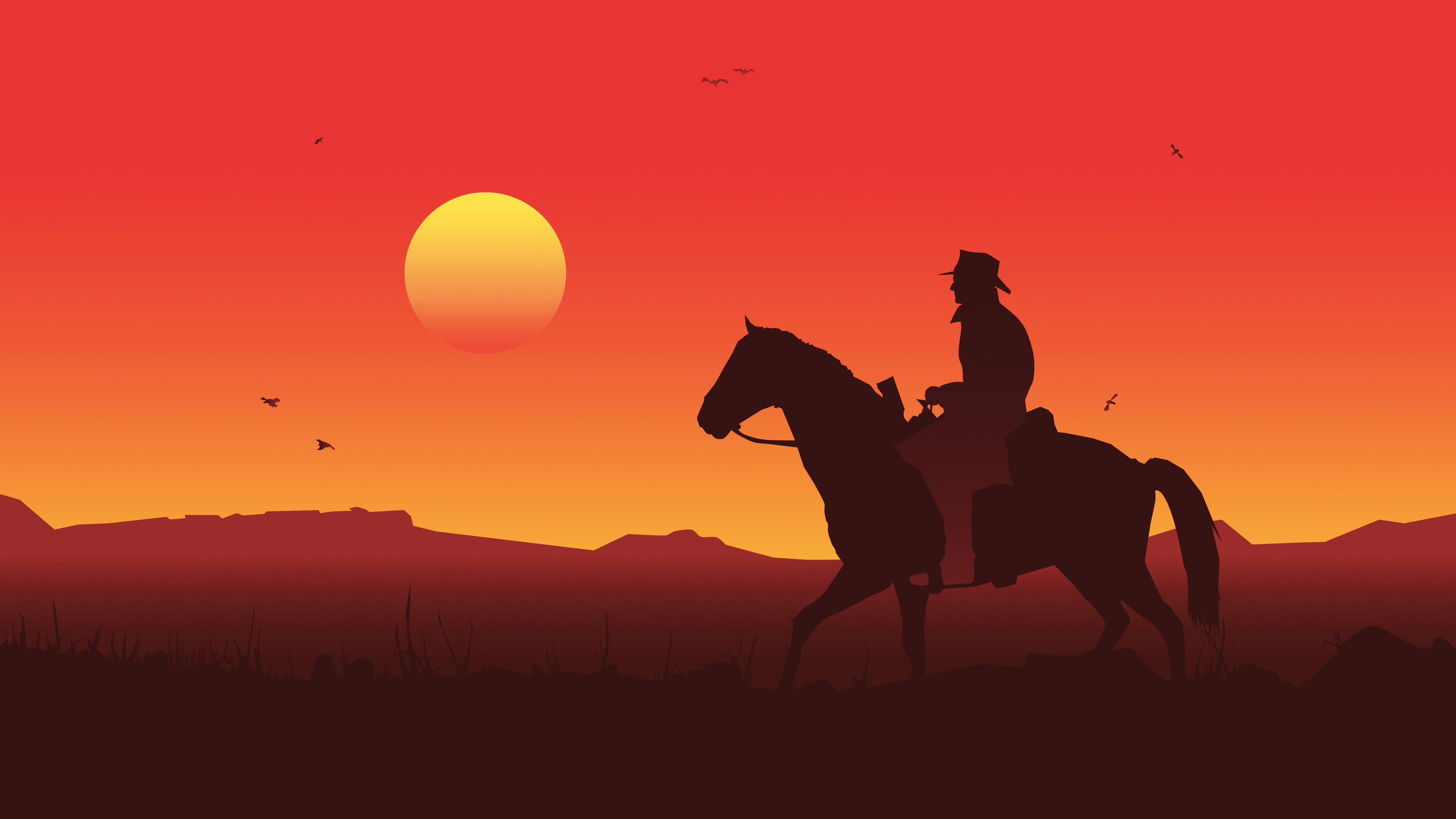 red dead redemption 2 illustration 4k 1545589471 - Red Dead Redemption 2 Illustration 4k - red dead redemption 2 wallpapers, ps games wallpapers, hd-wallpapers, games wallpapers, 5k wallpapers, 4k-wallpapers, 2018 games wallpapers