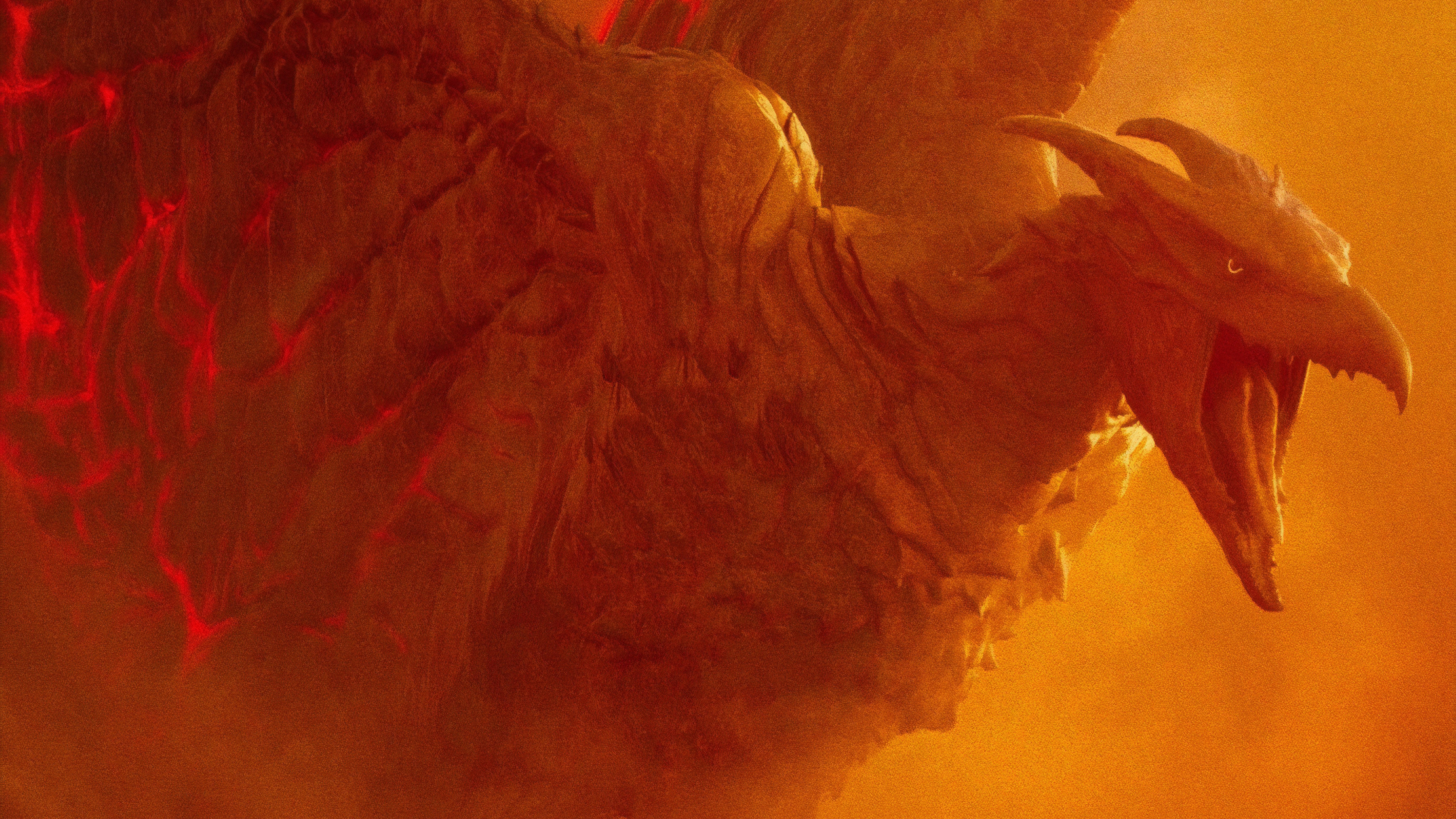 Wallpaper 4k Rodan Godzilla King Of The Monsters 4k 2019 Movies