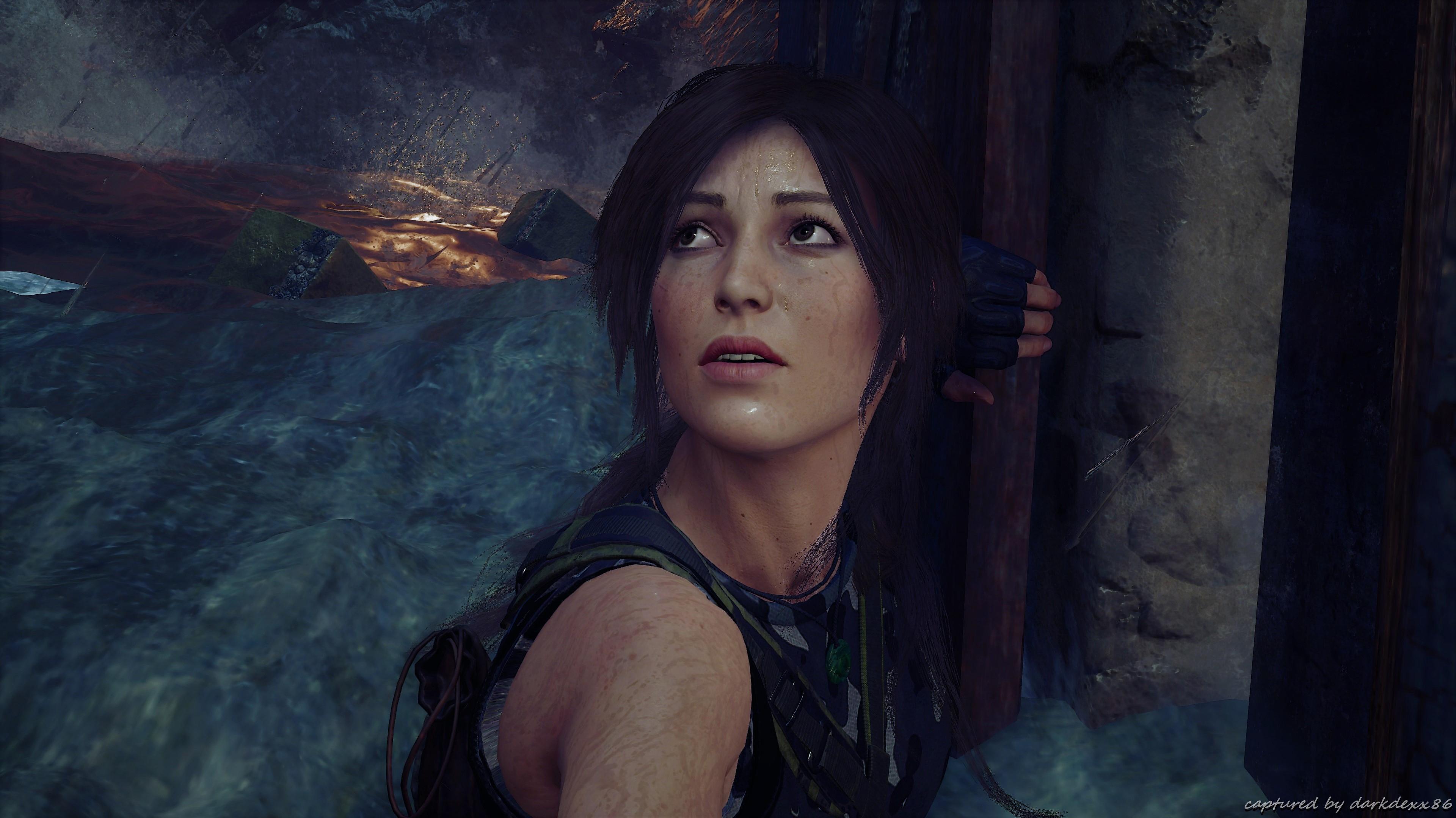 Wallpaper 4k Shadow Of The Tomb Raider Lara Croft 4k 2018 Games