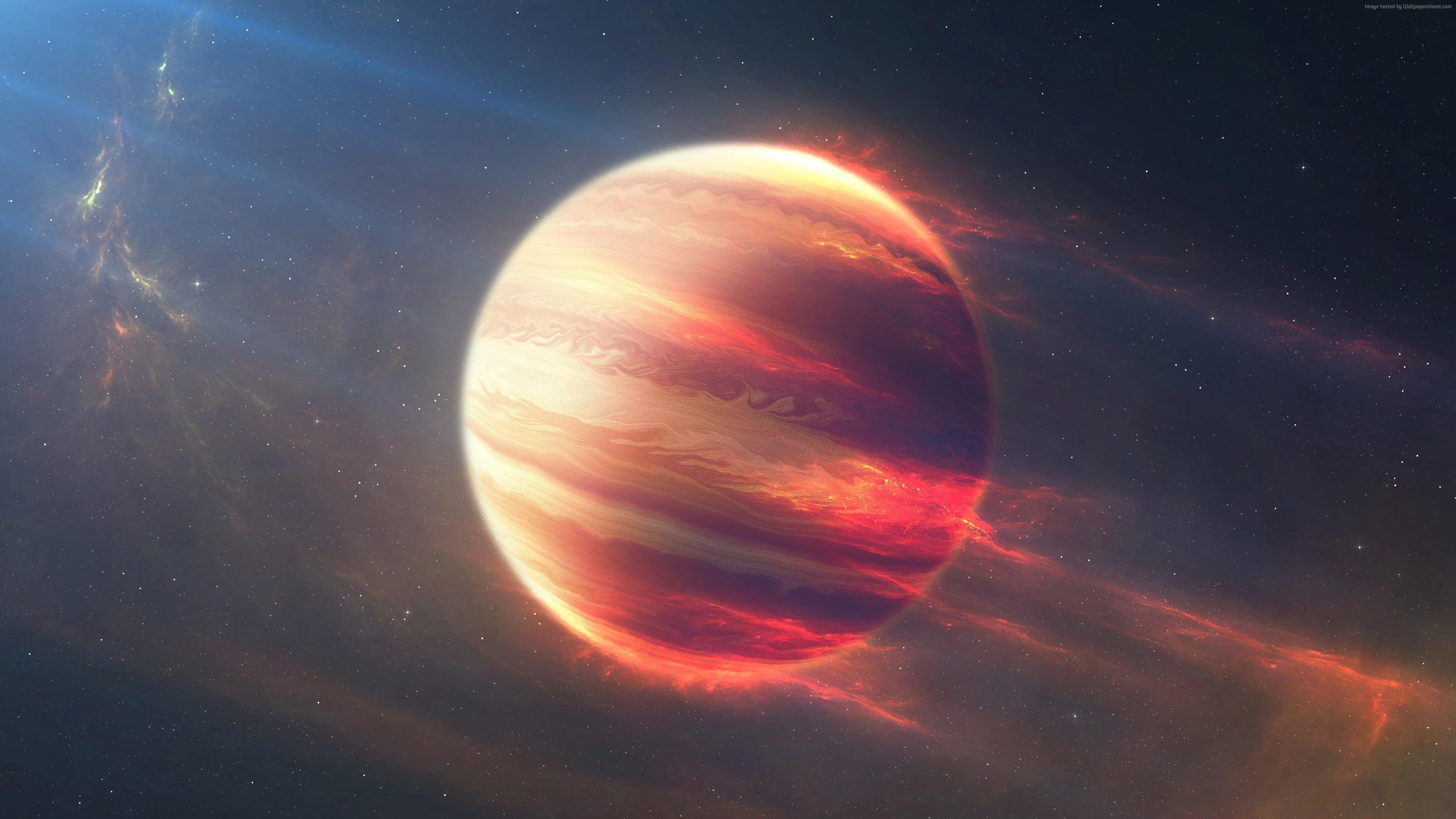 Wallpaper 4k Space Planet 4k 4k Wallpapers Digital Universe