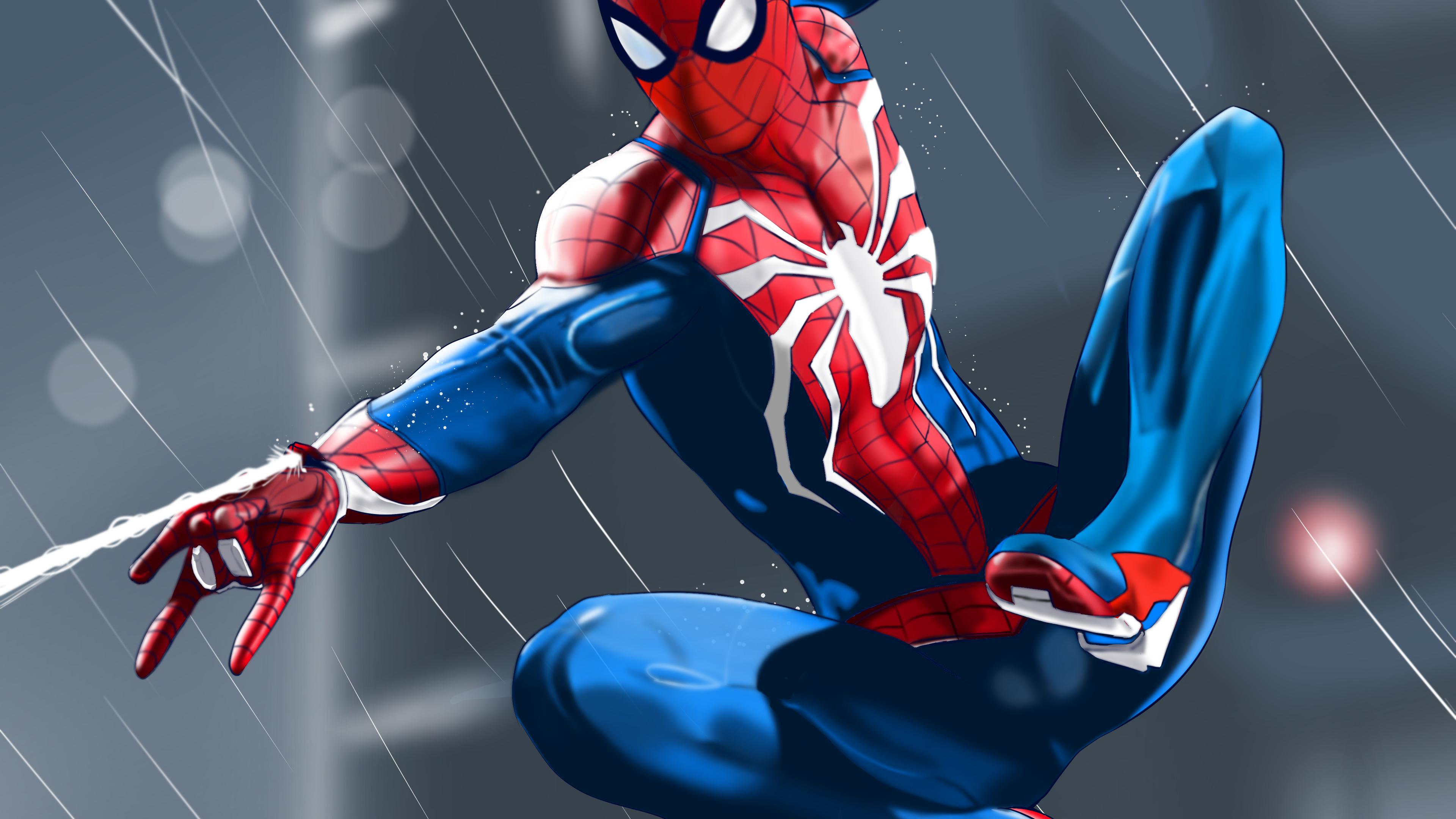 Spider Man 4k superheroes wallpapers, spiderman wallpapers ...