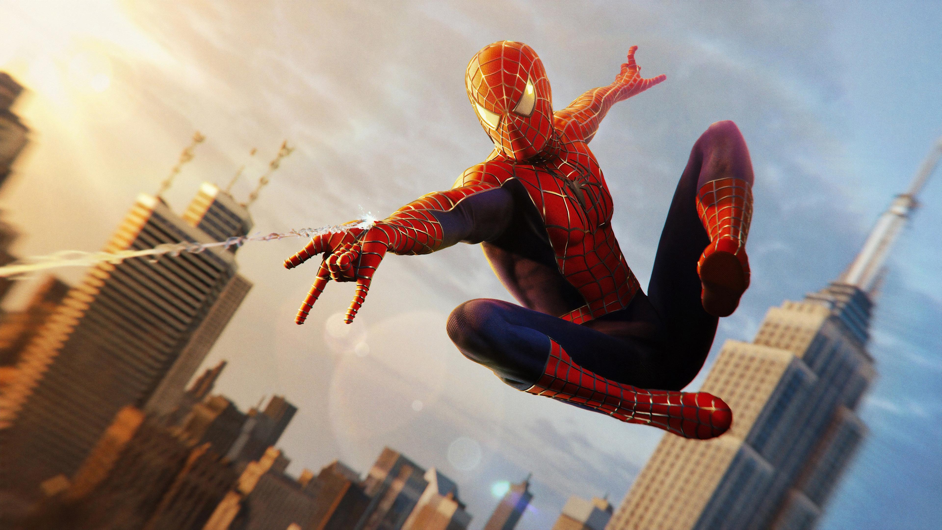 spiderman 4k 1545588731 - Spiderman 4k - superheroes wallpapers, spiderman wallpapers, hd-wallpapers, 4k-wallpapers
