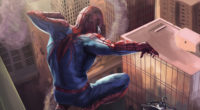 spiderman fan art 4k 1545588736 200x110 - Spiderman Fan Art 4k - superheroes wallpapers, spiderman wallpapers, hd-wallpapers, digital art wallpapers, behance wallpapers, artwork wallpapers, art wallpapers, 4k-wallpapers