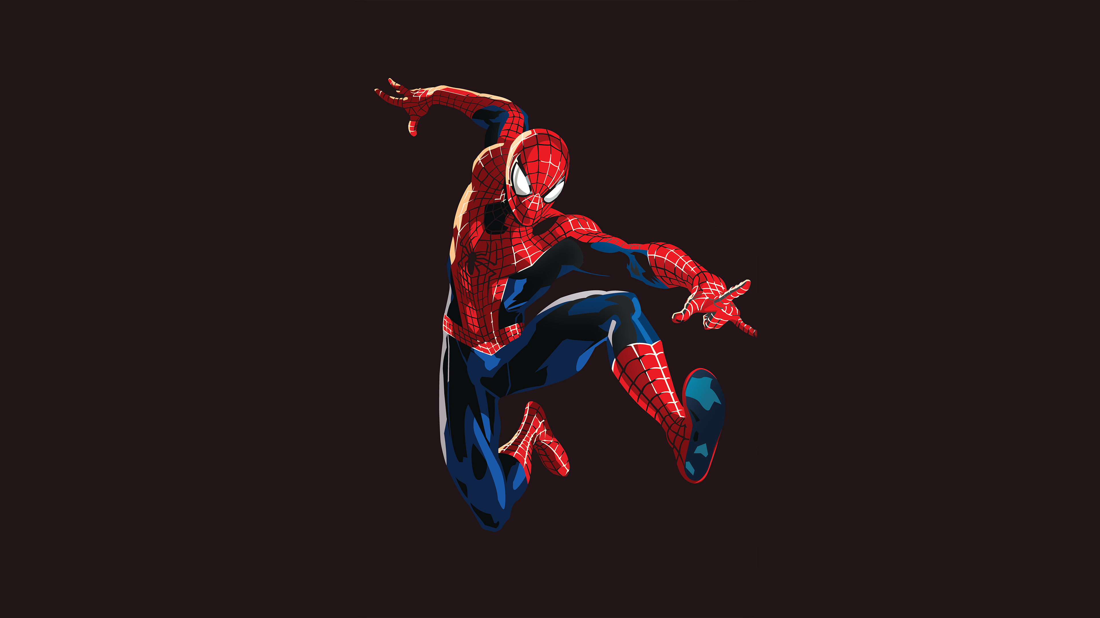 spiderman graphic design 4k 1544286774 - Spiderman Graphic Design 4k - superheroes wallpapers, iron man wallpapers, hd-wallpapers, digital art wallpapers, behance wallpapers, artwork wallpapers, 4k-wallpapers