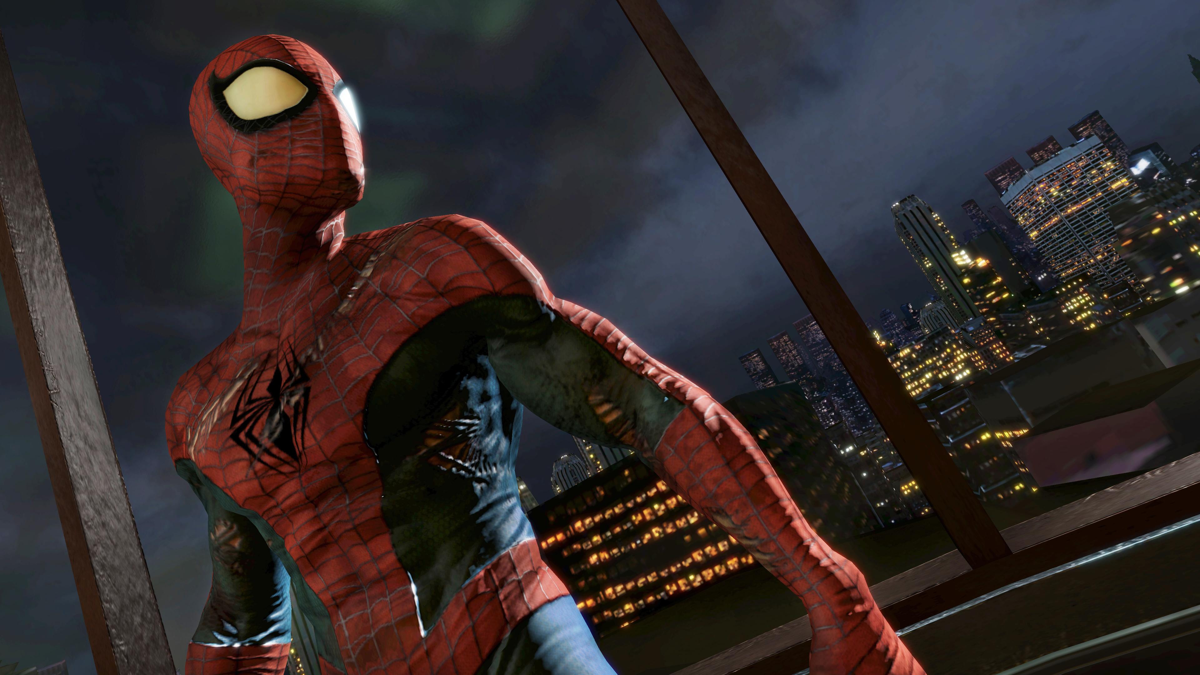 spiderman injured 4k 1545588608 - Spiderman Injured 4k - superheroes wallpapers, spiderman wallpapers, hd-wallpapers, 5k wallpapers, 4k-wallpapers