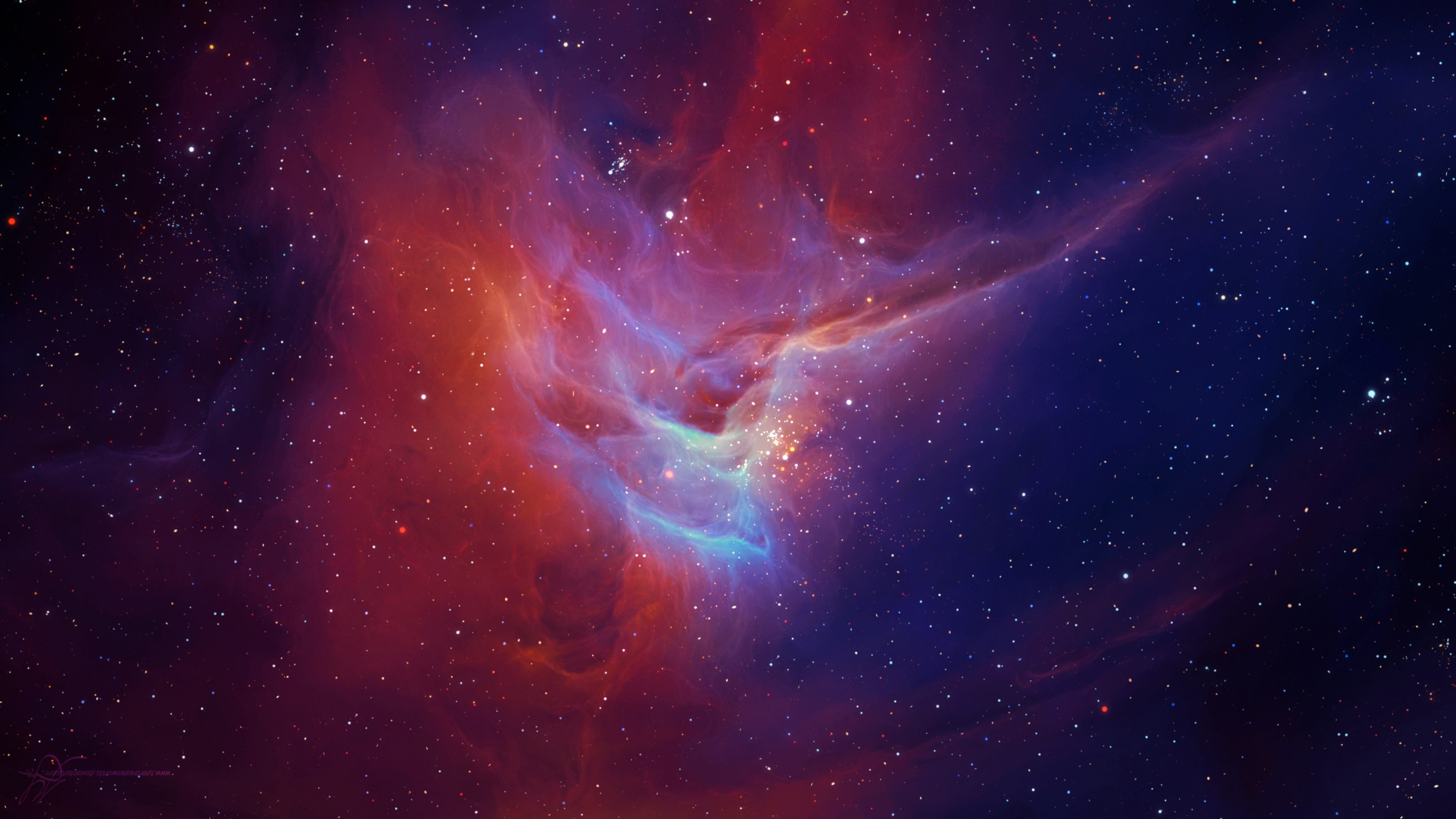 star nebula glow 4k 1546278625 - Star Nebula Glow 4k - star wallpapers, glow wallpapers, digital universe wallpapers