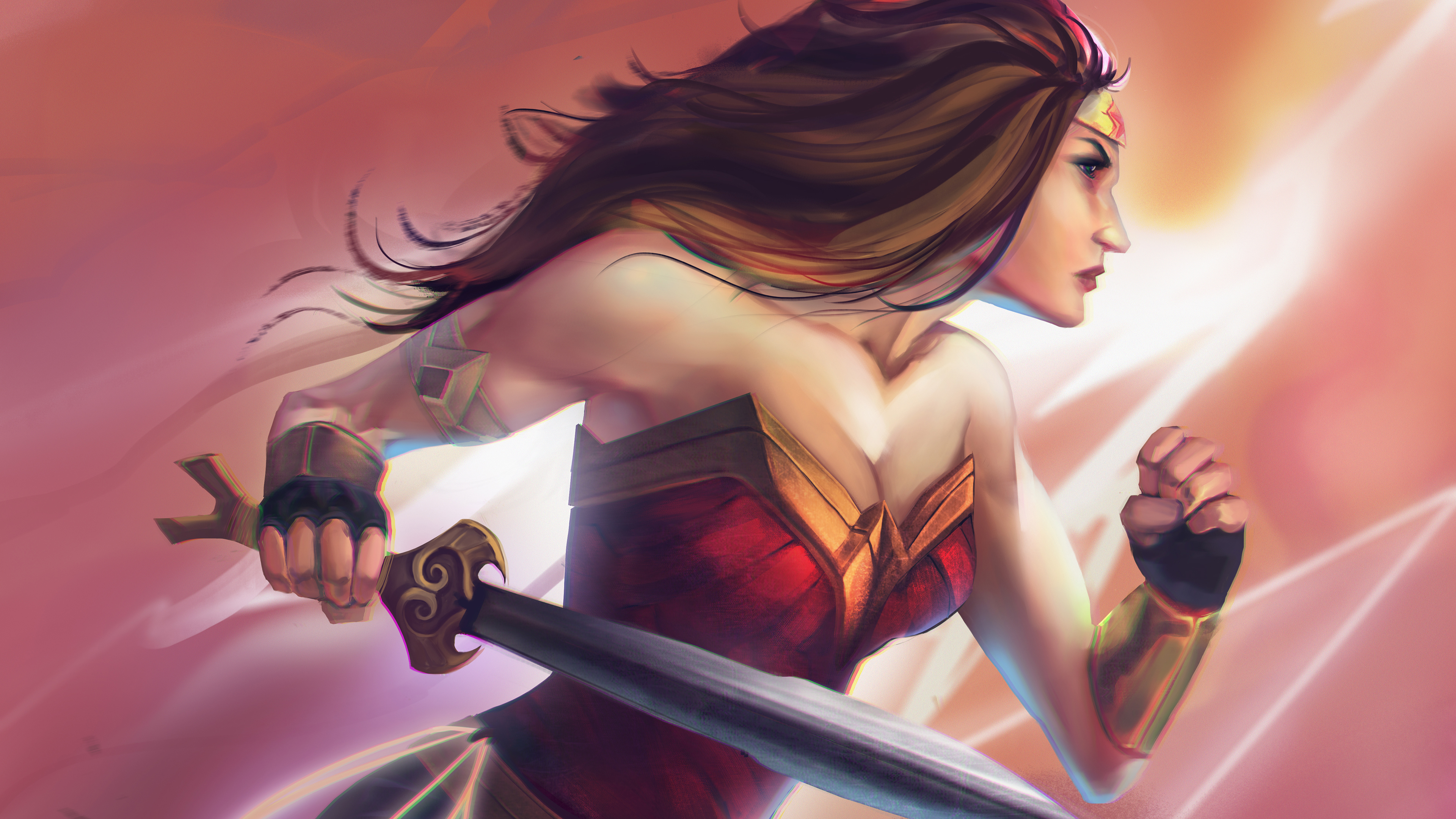 wonder woman paint art 4k 1544286880 - Wonder Woman Paint Art 4k - wonder woman wallpapers, superheroes wallpapers, hd-wallpapers, digital art wallpapers, behance wallpapers, artwork wallpapers, 4k-wallpapers