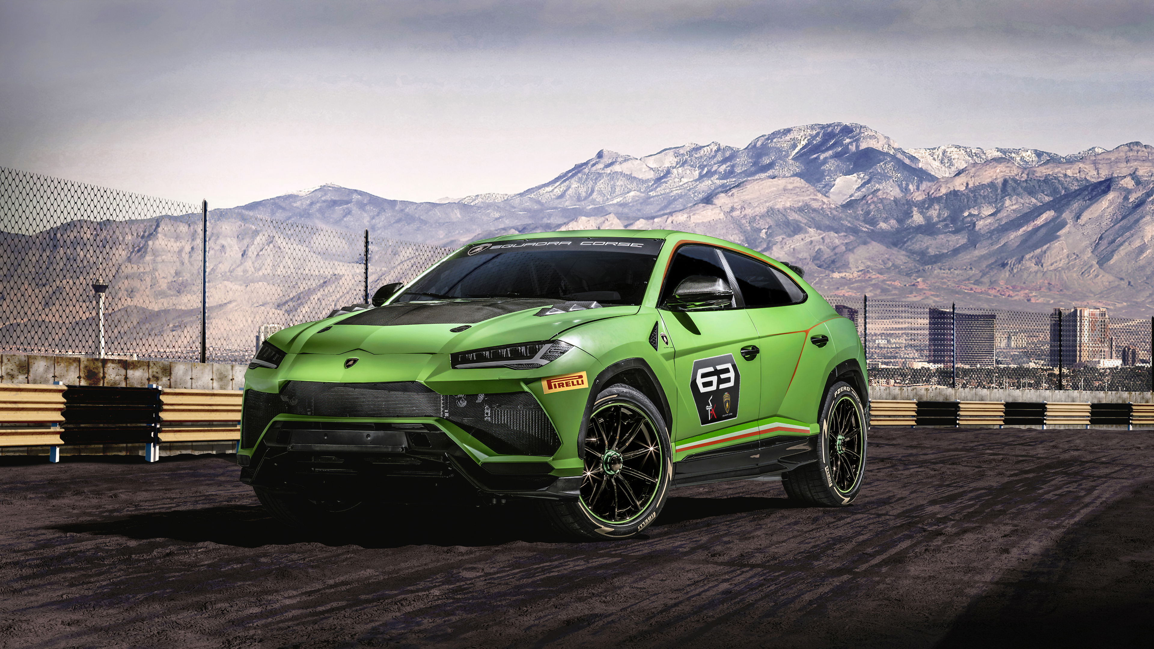 2018 lamborghini urus st x concept 4k 1546361859 - 2018 Lamborghini Urus ST X Concept 4k - suv wallpapers, lamborghini wallpapers, lamborghini urus wallpapers, lamborghini urus st x wallpapers, hd-wallpapers, cars wallpapers, 4k-wallpapers, 2018 cars wallpapers