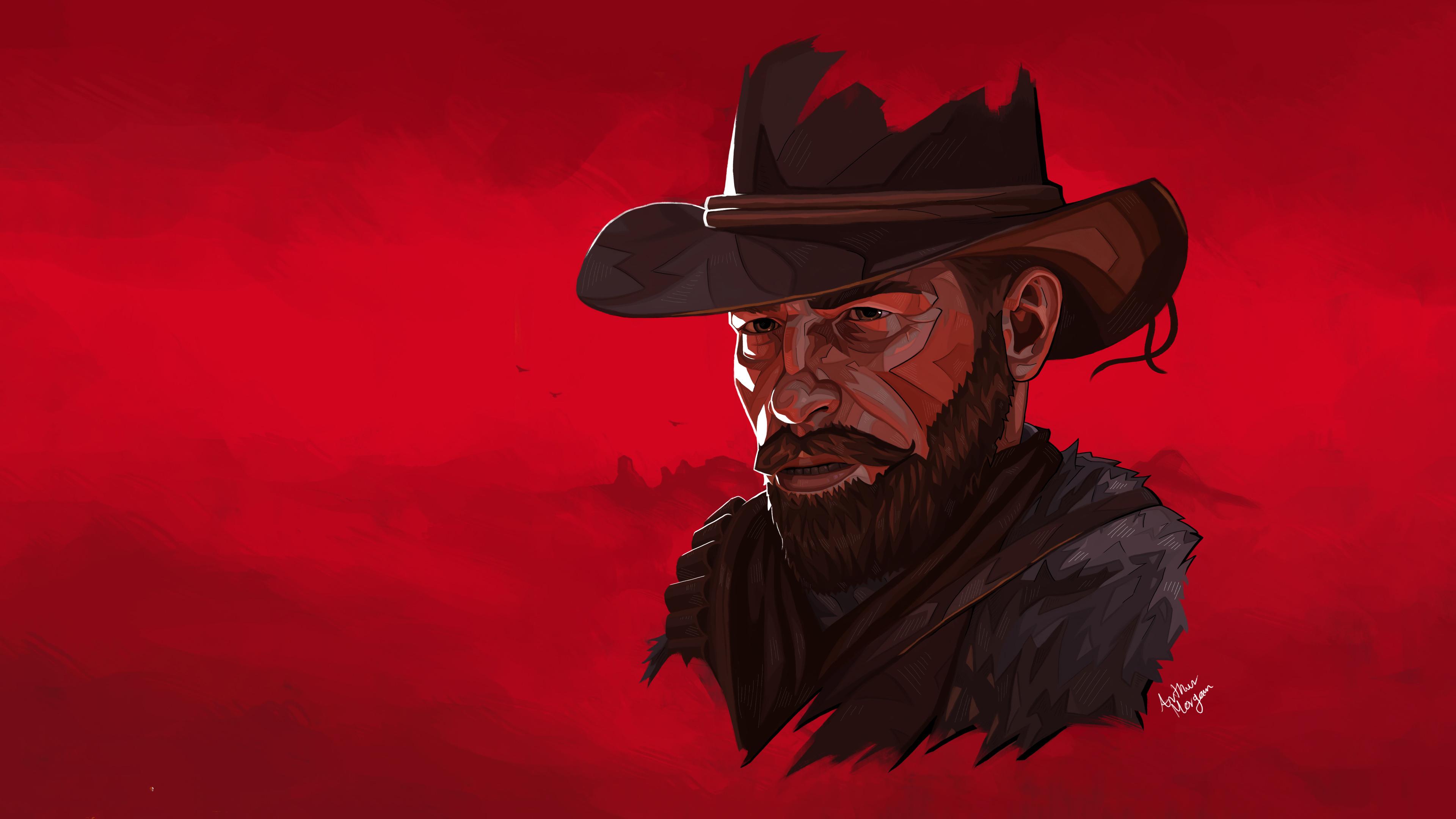 Wallpaper 4k Arthur Morgan Red Dead Redemption 2 4k 2019 4k
