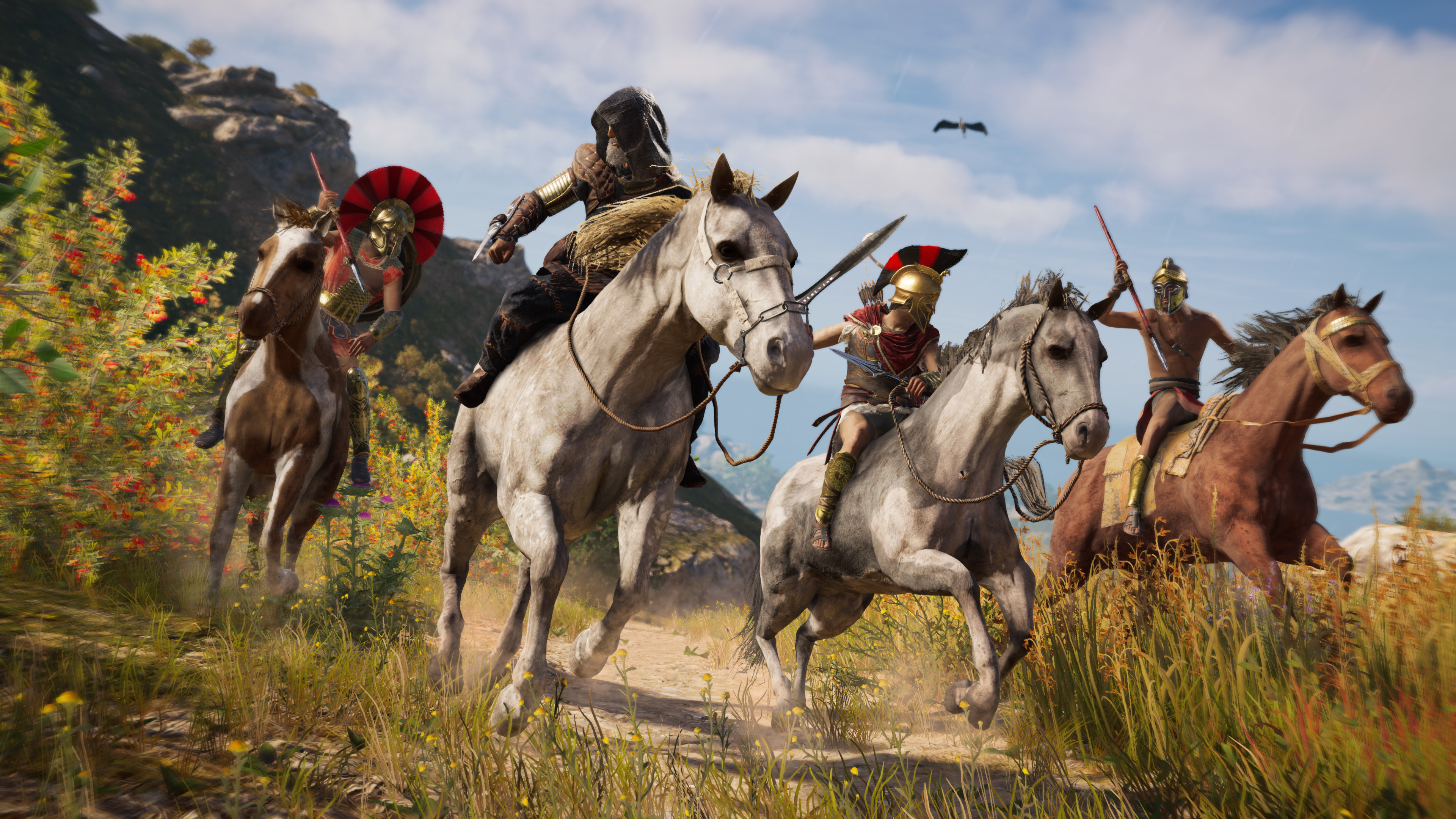 assassins creed odyssey 2019 4k 1548526899 - Assassins Creed Odyssey 2019 4k - hd-wallpapers, games wallpapers, assassins creed wallpapers, assassins creed odyssey wallpapers, 4k-wallpapers, 2019 games wallpapers