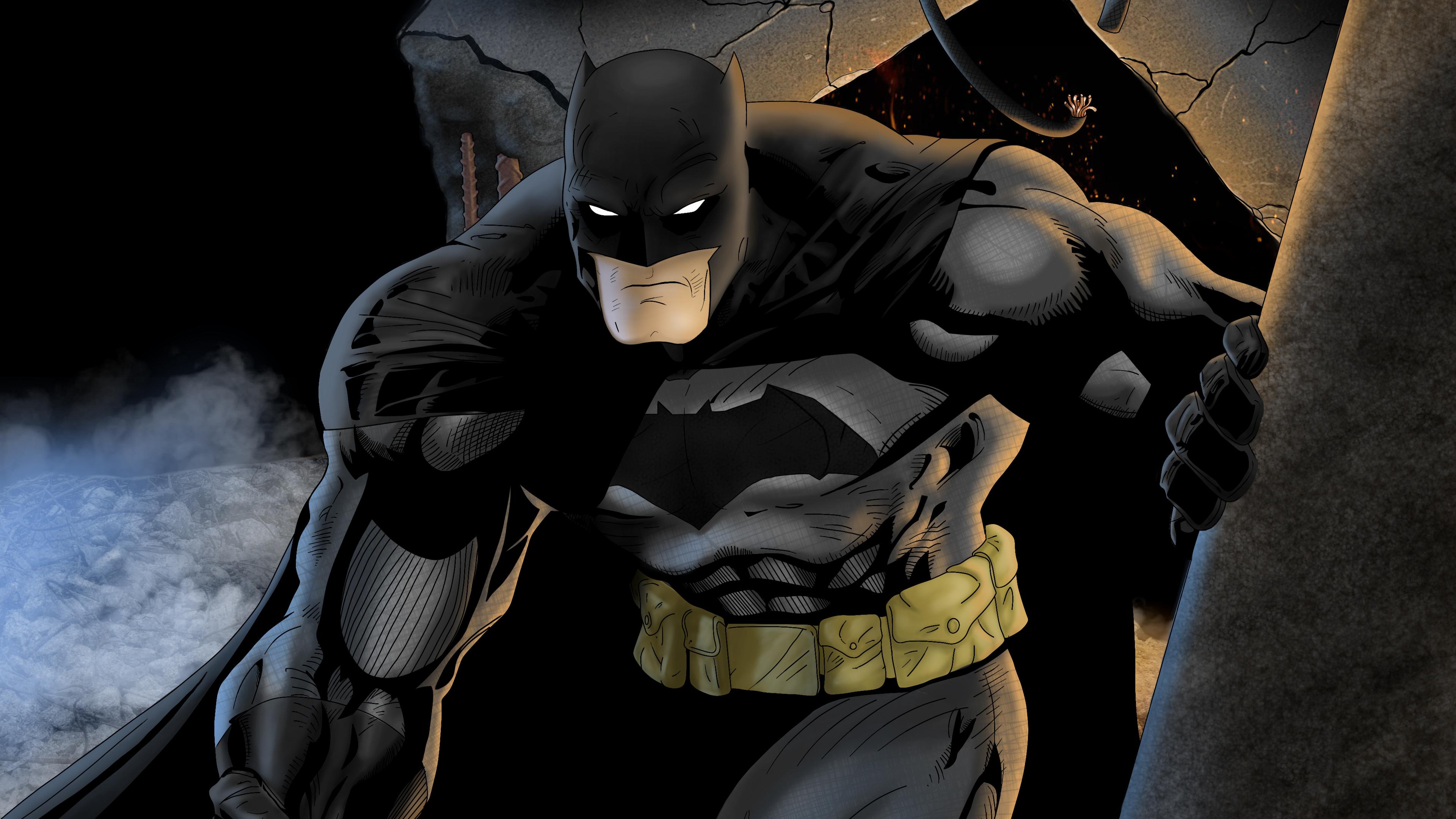 batman art 4k 1548526611 - Batman Art 4k - superheroes wallpapers, hd-wallpapers, digital art wallpapers, batman wallpapers, artwork wallpapers, artist wallpapers, 4k-wallpapers