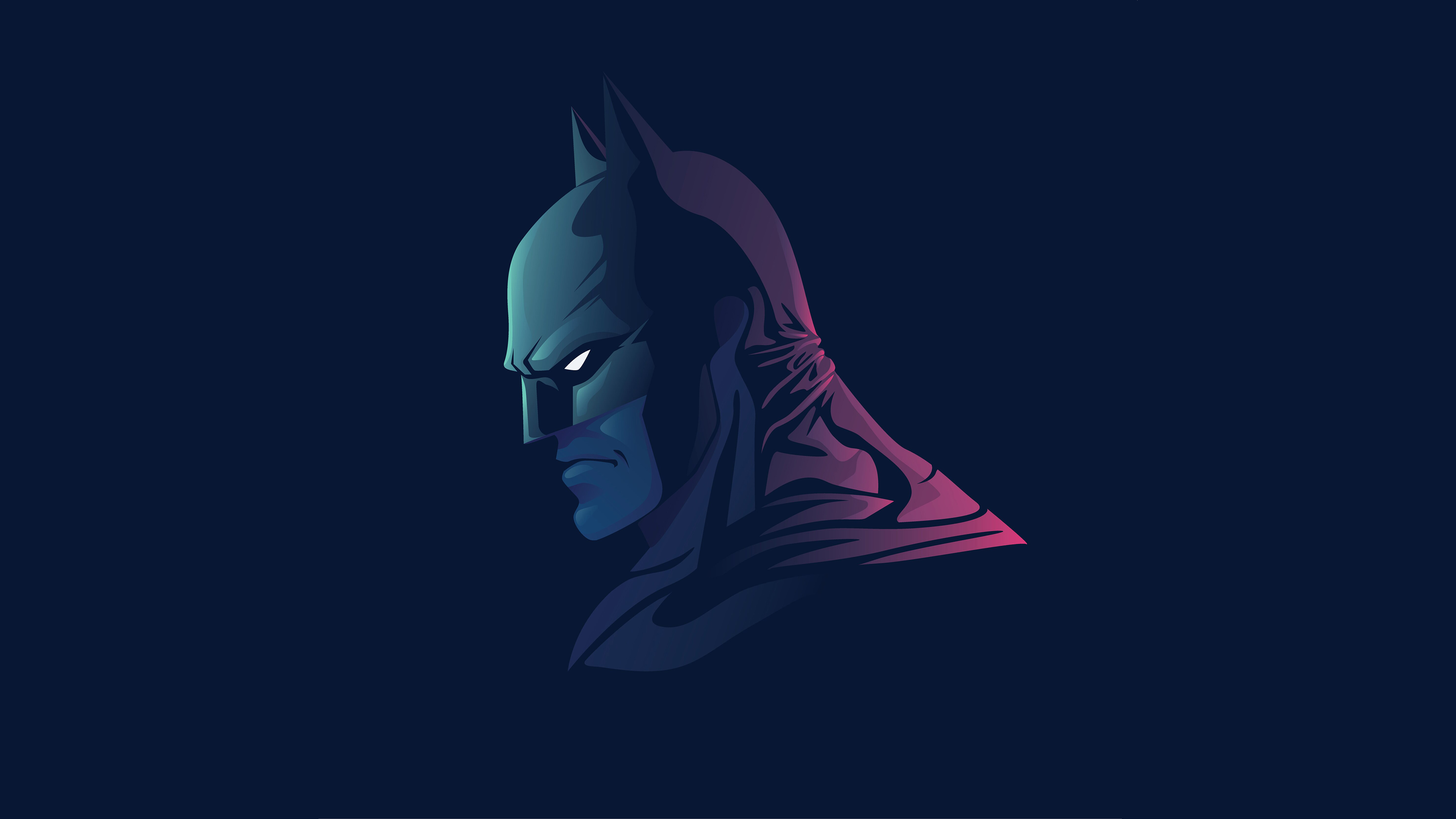 Wallpaper 4k Batman The Dark Knight Minimal 4k 4k Wallpapers