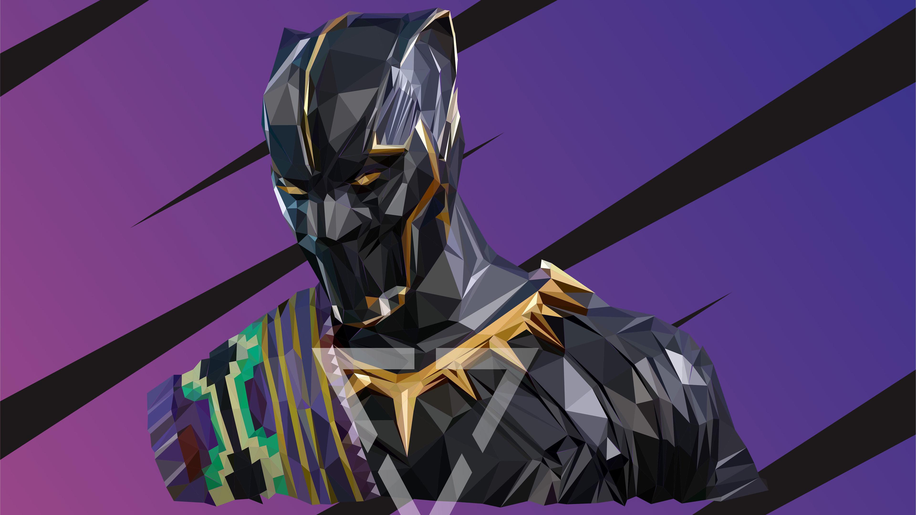 Black Panther Wallpaper 3840x2160