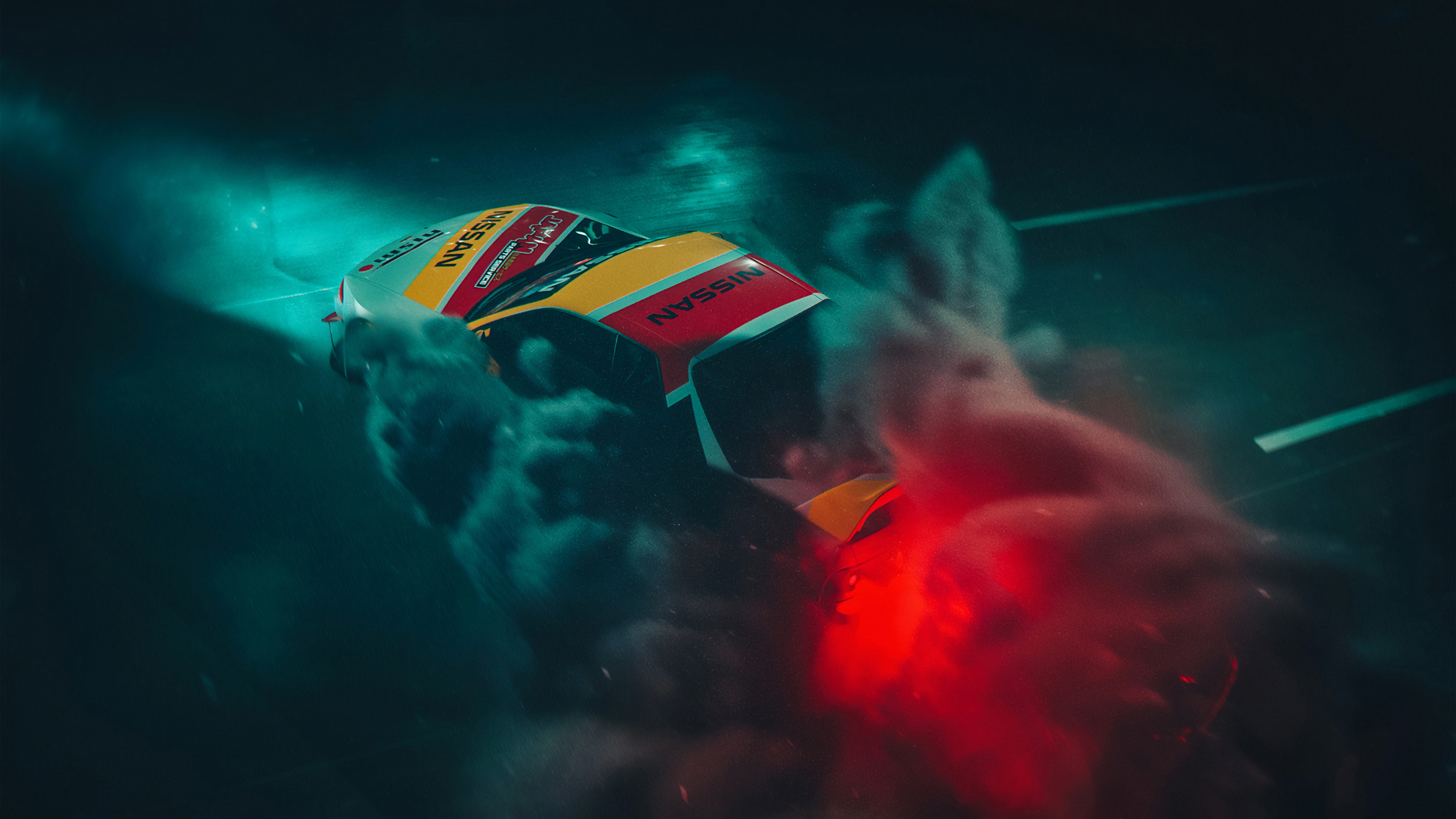 Car Drift Smoke 4k smoke wallpapers, hd-wallpapers ...