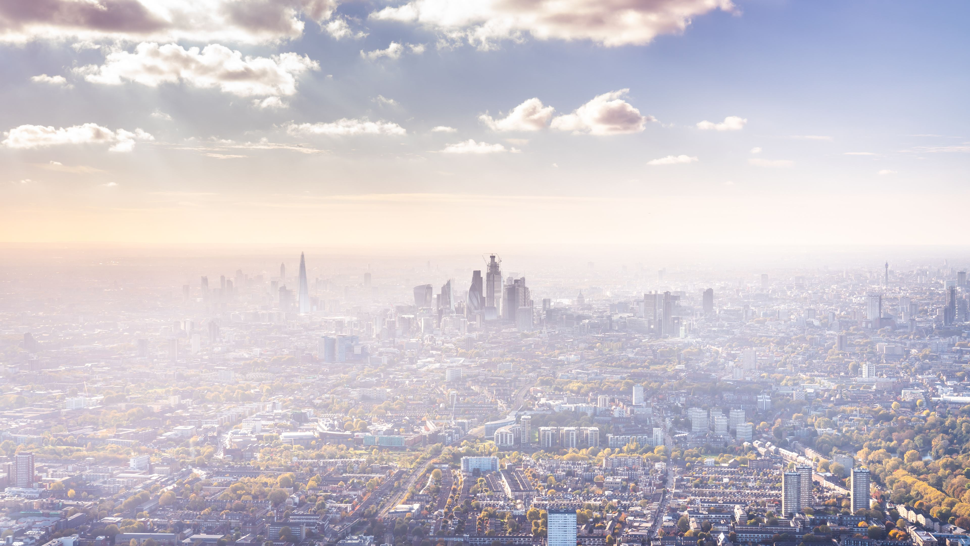 City Of London Skyline 4k skyline wallpapers, photography ...