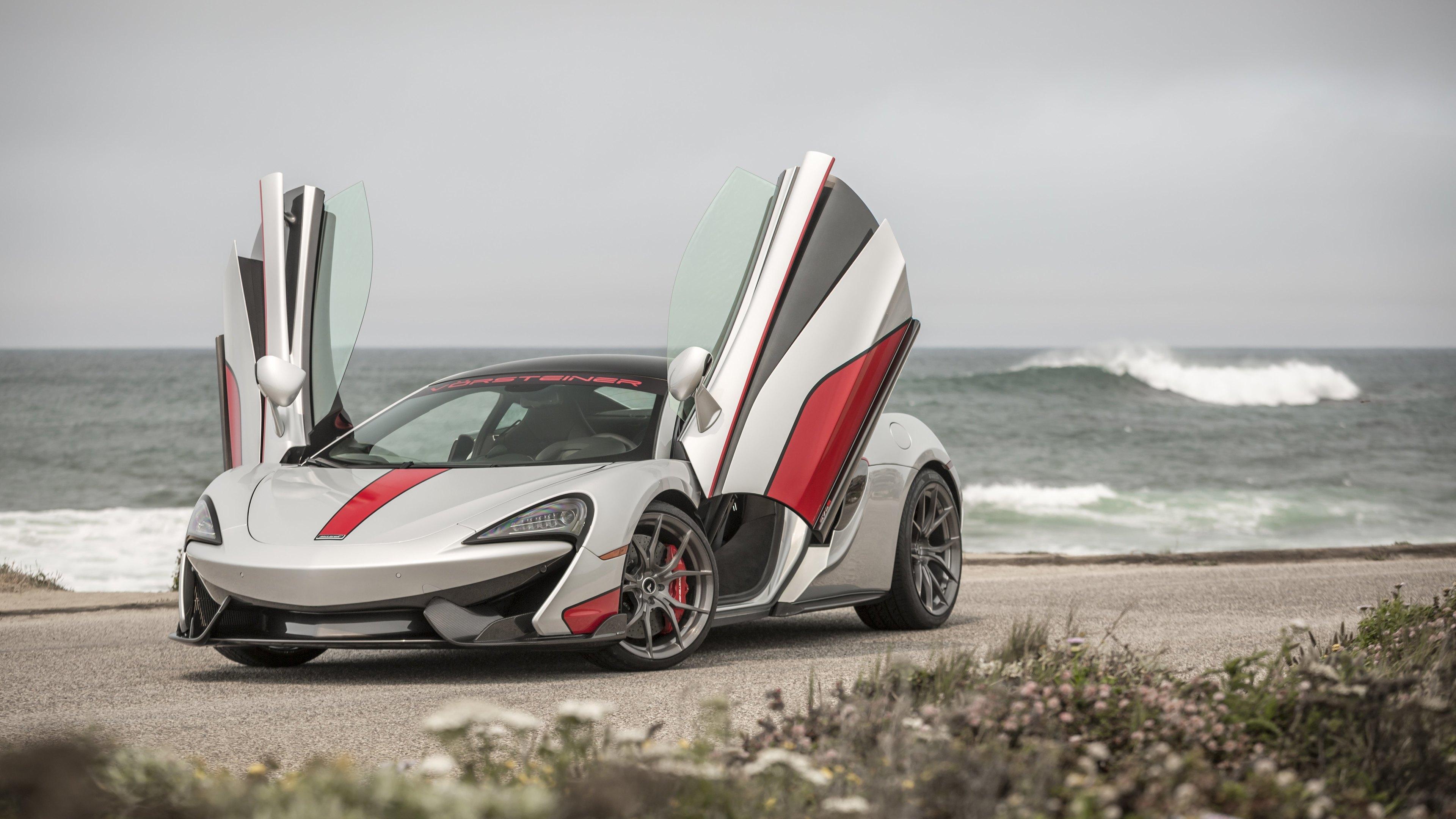 custom gray mclaren 570s with vertical doors 4k 1546362180 - Custom Gray McLaren 570S With Vertical Doors 4k - mclaren wallpapers, mclaren 570s spider wallpapers, hd-wallpapers, cars wallpapers, 4k-wallpapers, 2018 cars wallpapers