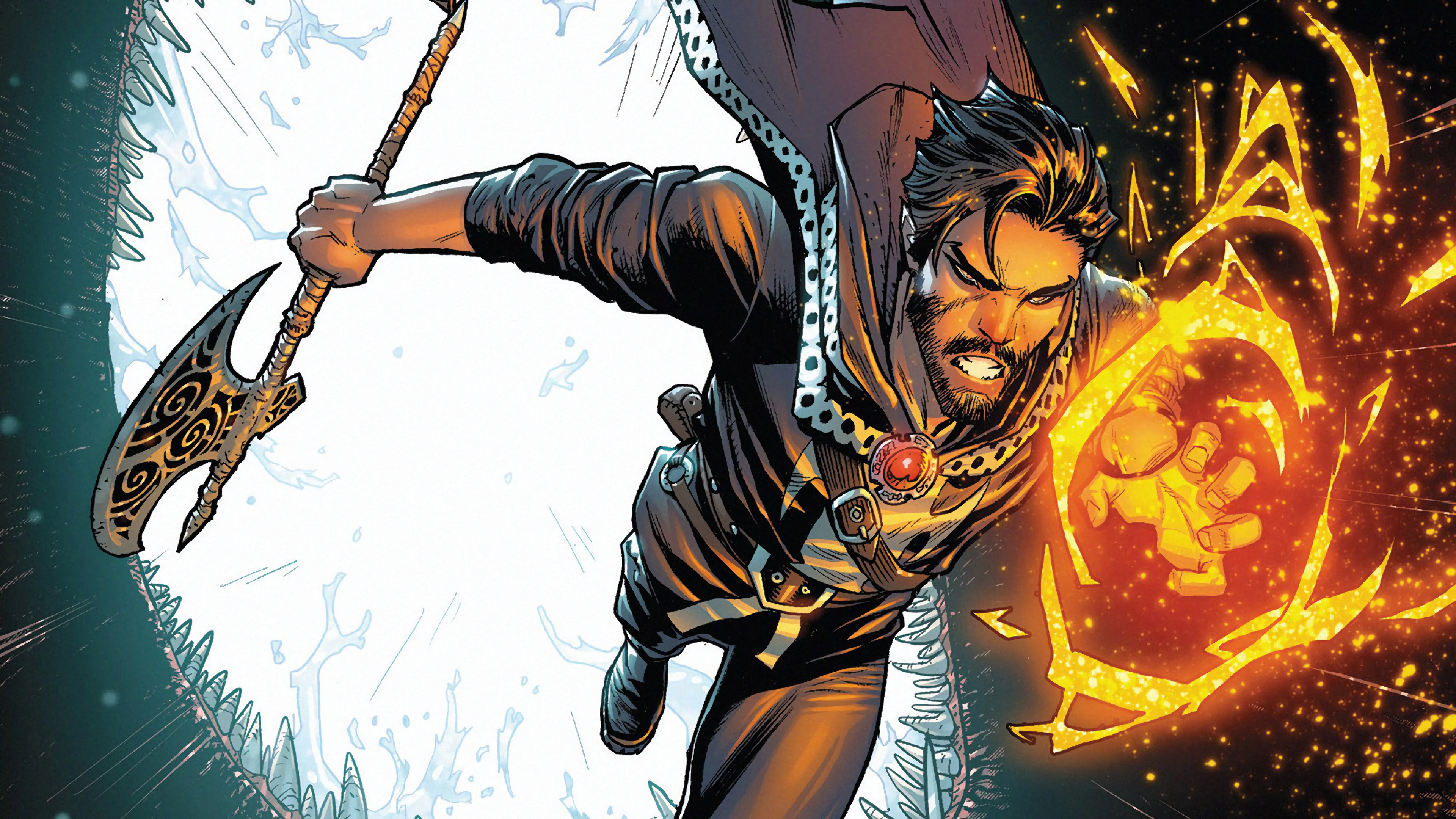doctor strange marvel comics 4k 1547507130 - Doctor Strange Marvel Comics 4K - Marvel Comics, Doctor Strange, Comics