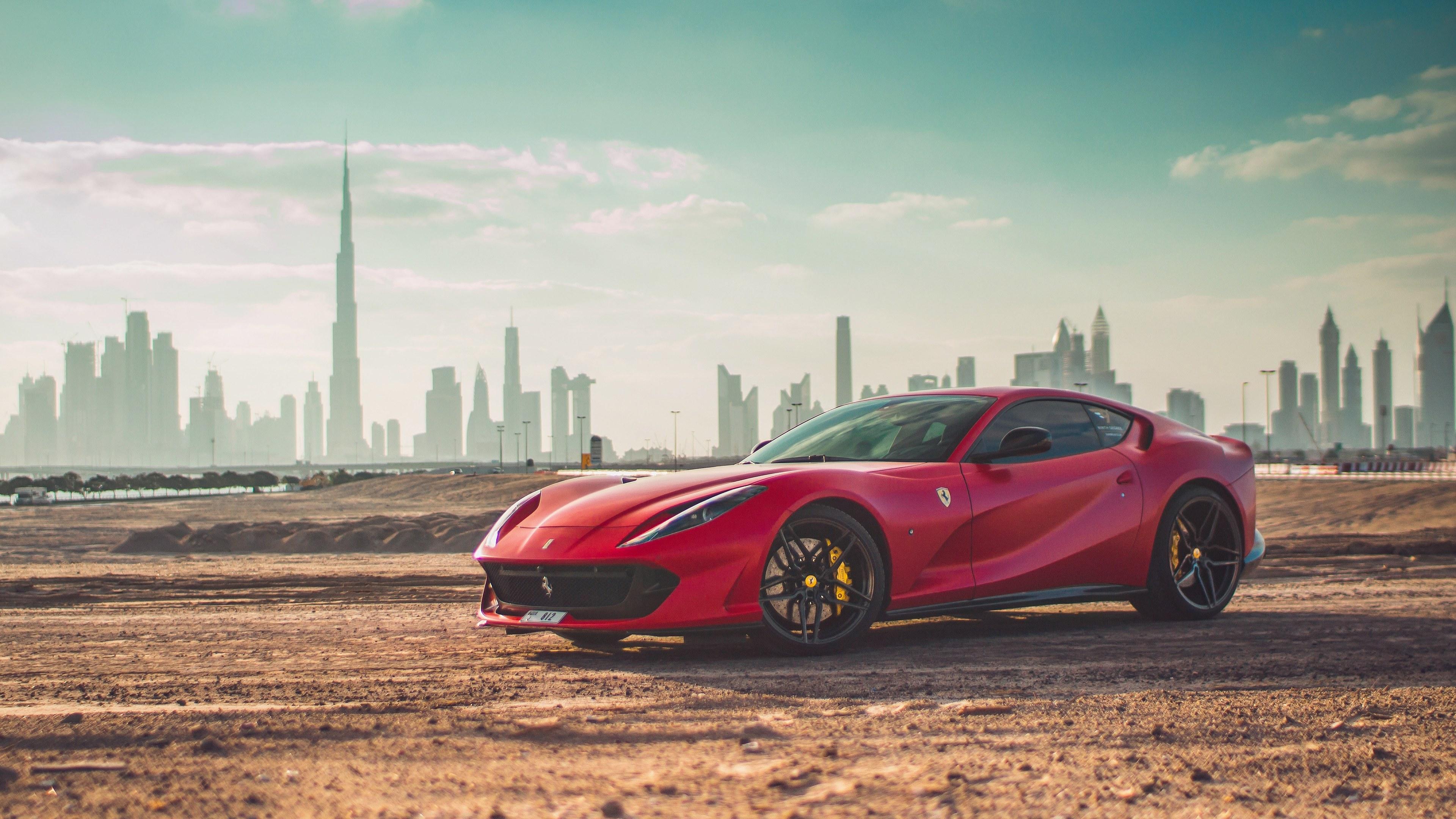 ferrari 812 superfast 4k 1546362173 - Ferrari 812 SuperFast 4k - hd-wallpapers, ferrari wallpapers, ferrari 812 wallpapers, 4k-wallpapers, 2018 cars wallpapers