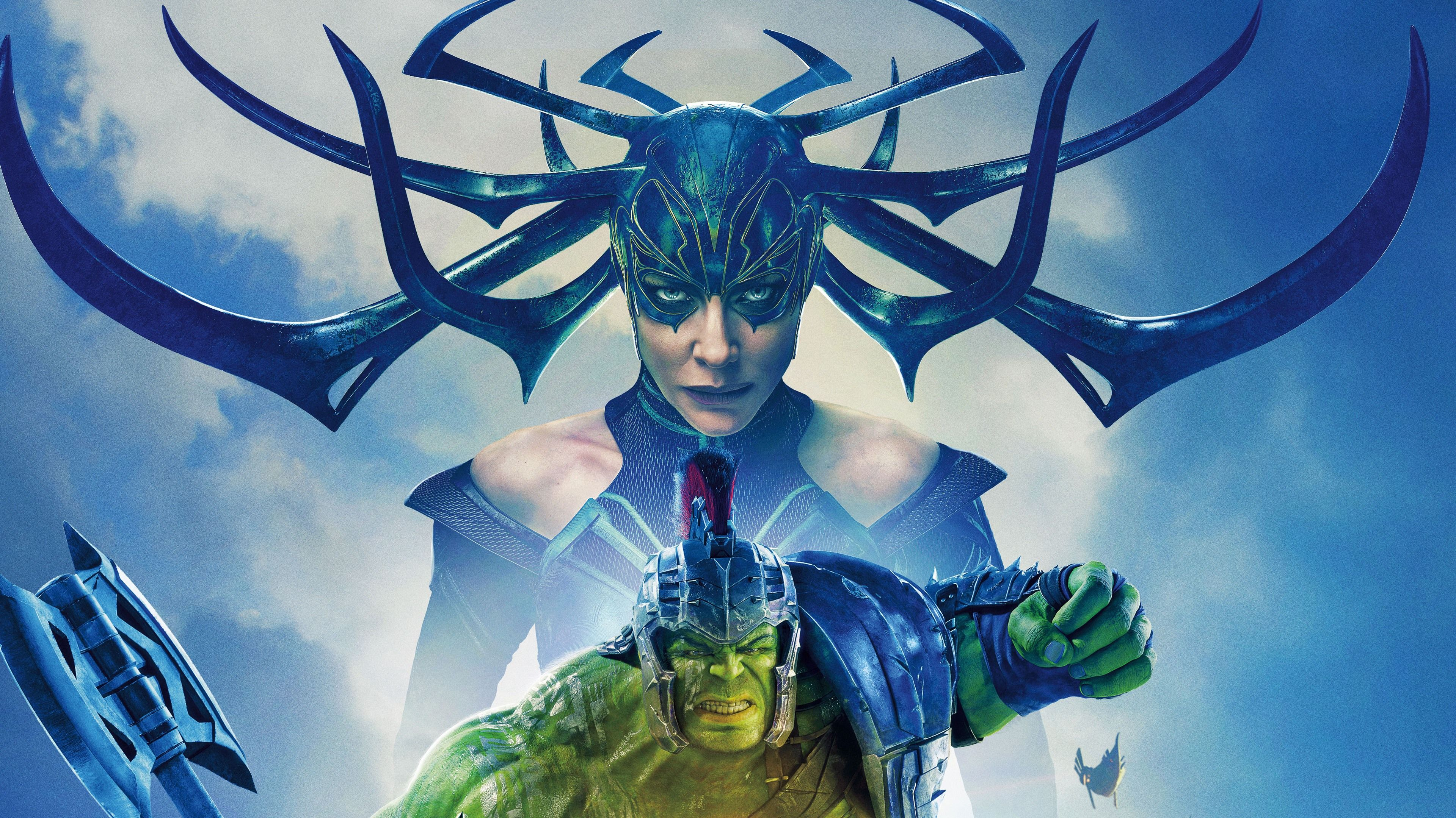 hulk hela in thor ragnarok 4k 1548526583 - Hulk Hela In Thor Ragnarok 4k - thor ragnarok wallpapers, superheroes wallpapers, hulk wallpapers, hela wallpapers, hd-wallpapers, 4k-wallpapers