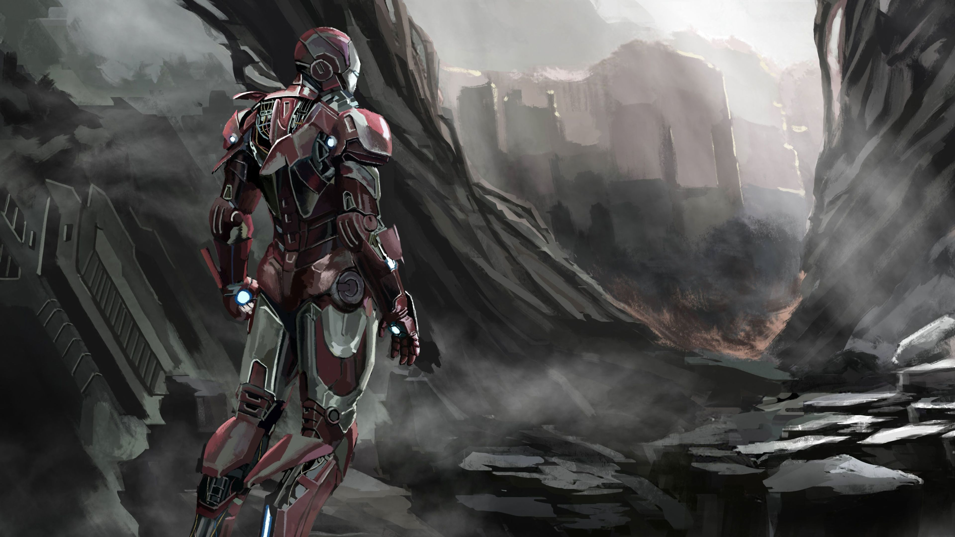 Wallpaper 4k Iron Man Art 2019 4k 4k Wallpapers Artwork