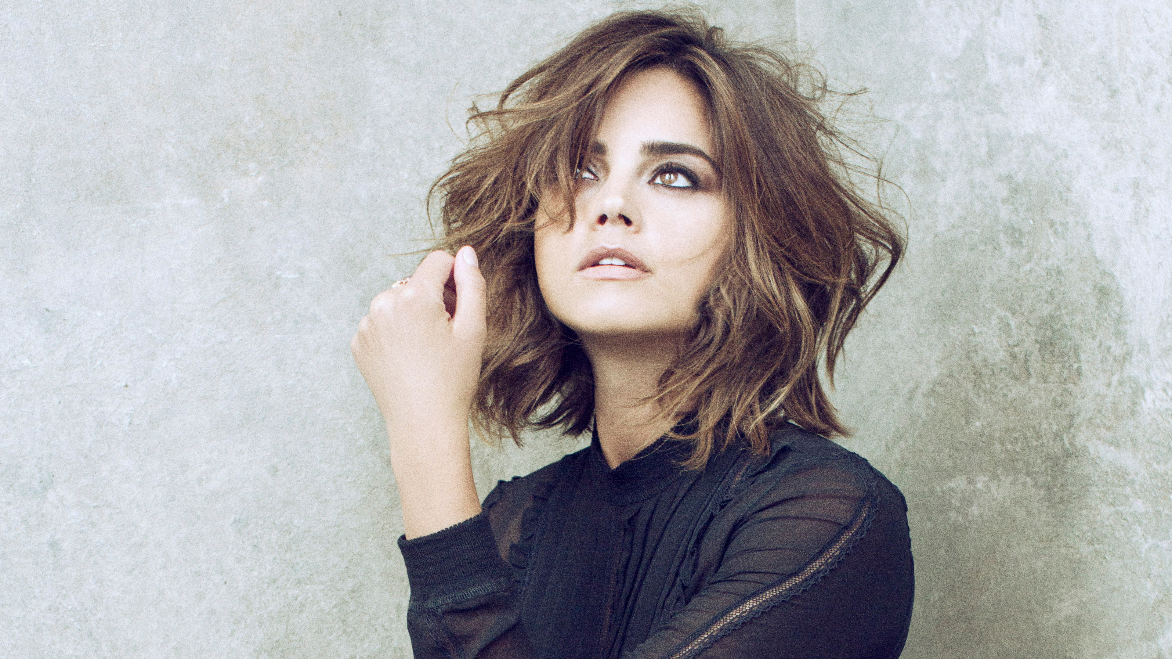 jenna coleman 4k 2019 1547937586 - Jenna Coleman 4k 2019 - jenna coleman wallpapers, hd-wallpapers, girls wallpapers, celebrities wallpapers, 4k-wallpapers