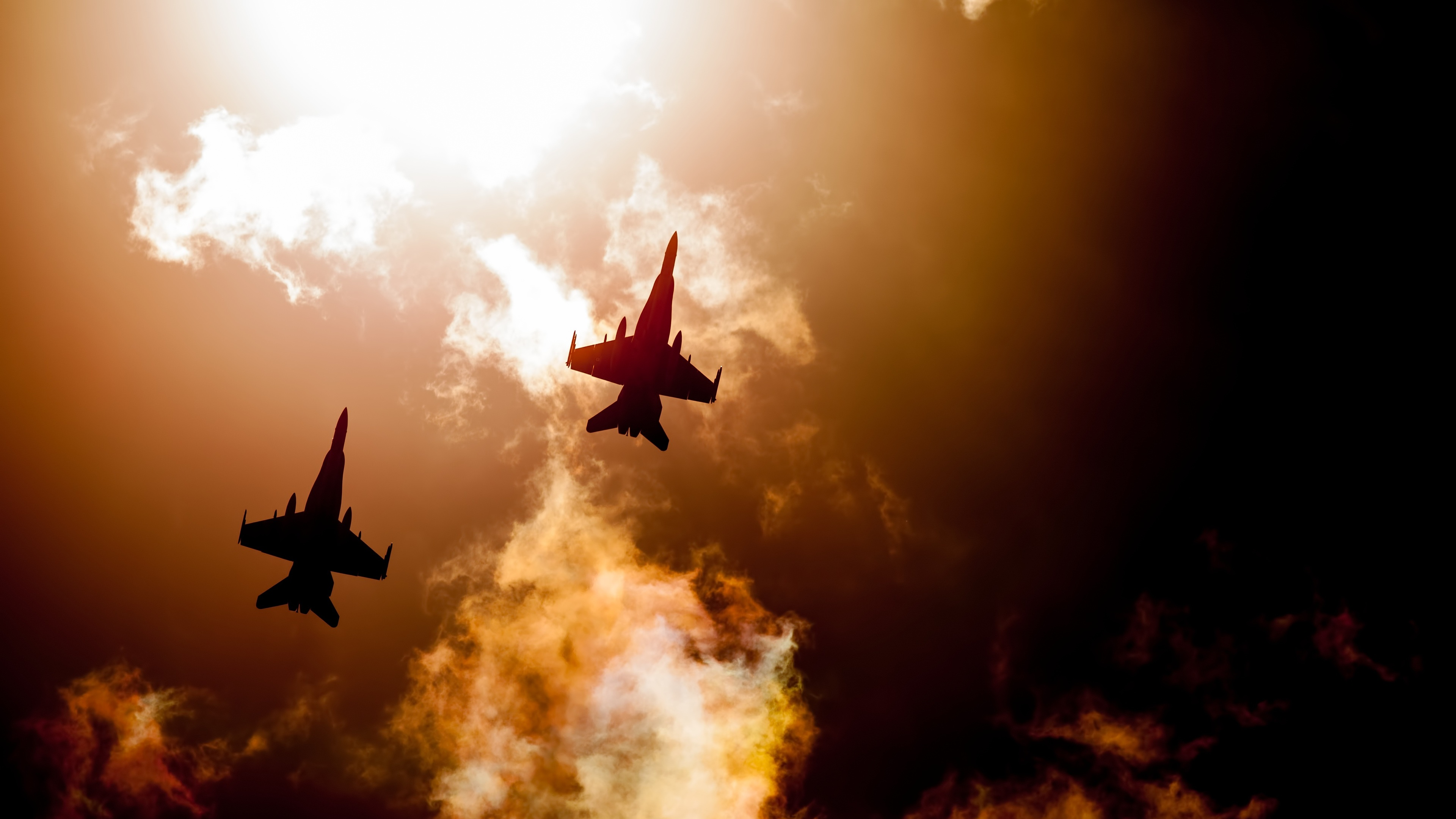 jet fighters 4k 1547938008 - Jet Fighters 4k - sky wallpapers, planes wallpapers, jet wallpapers, hd-wallpapers, 5k wallpapers, 4k-wallpapers