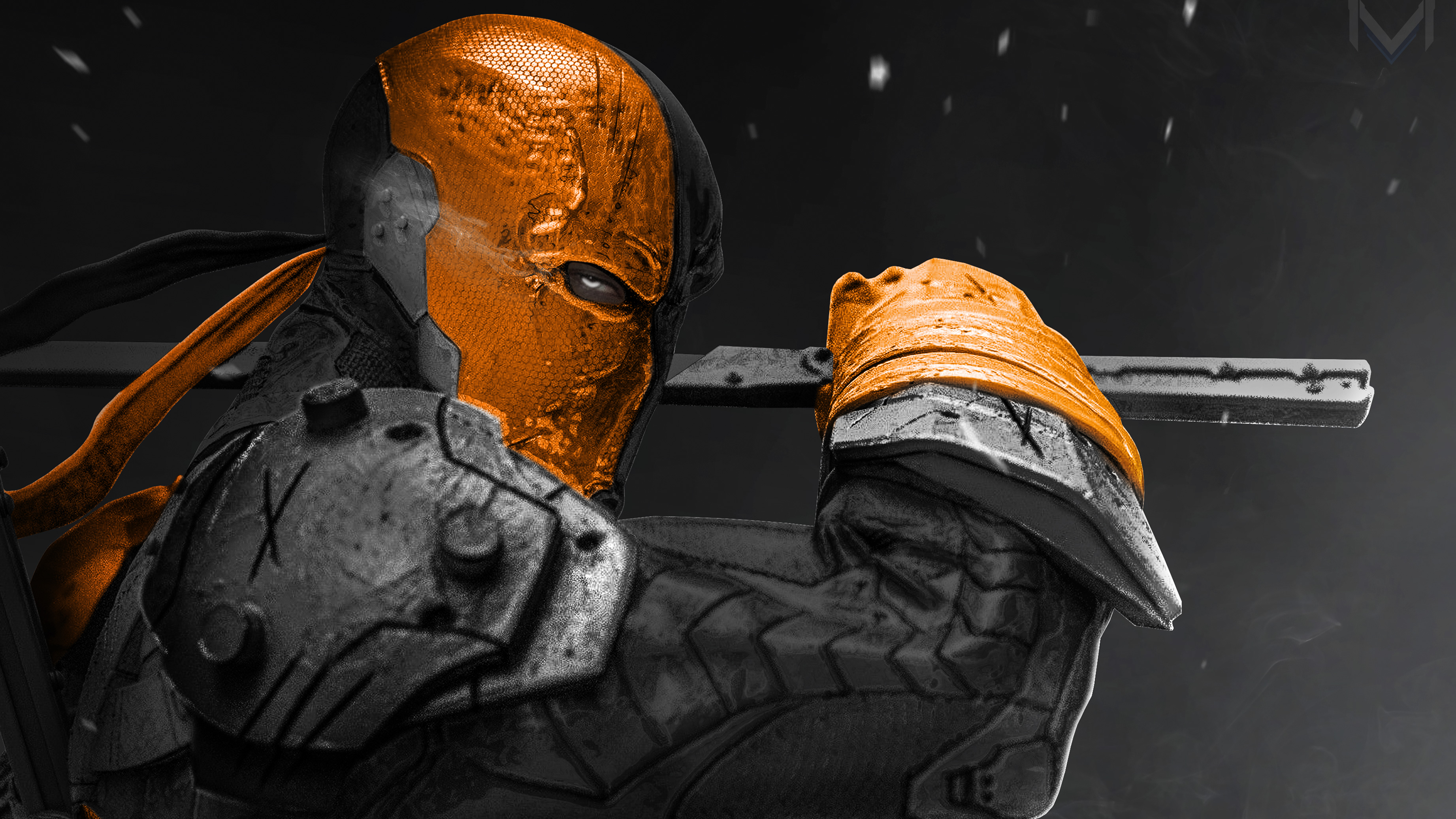 joe manganiello as deathstroke 4k 1548527314 - Joe Manganiello As Deathstroke 4k - joe manganiello wallpapers, hd-wallpapers, digital art wallpapers, deviantart wallpapers, deathstroke wallpapers, artwork wallpapers, artist wallpapers, 4k-wallpapers