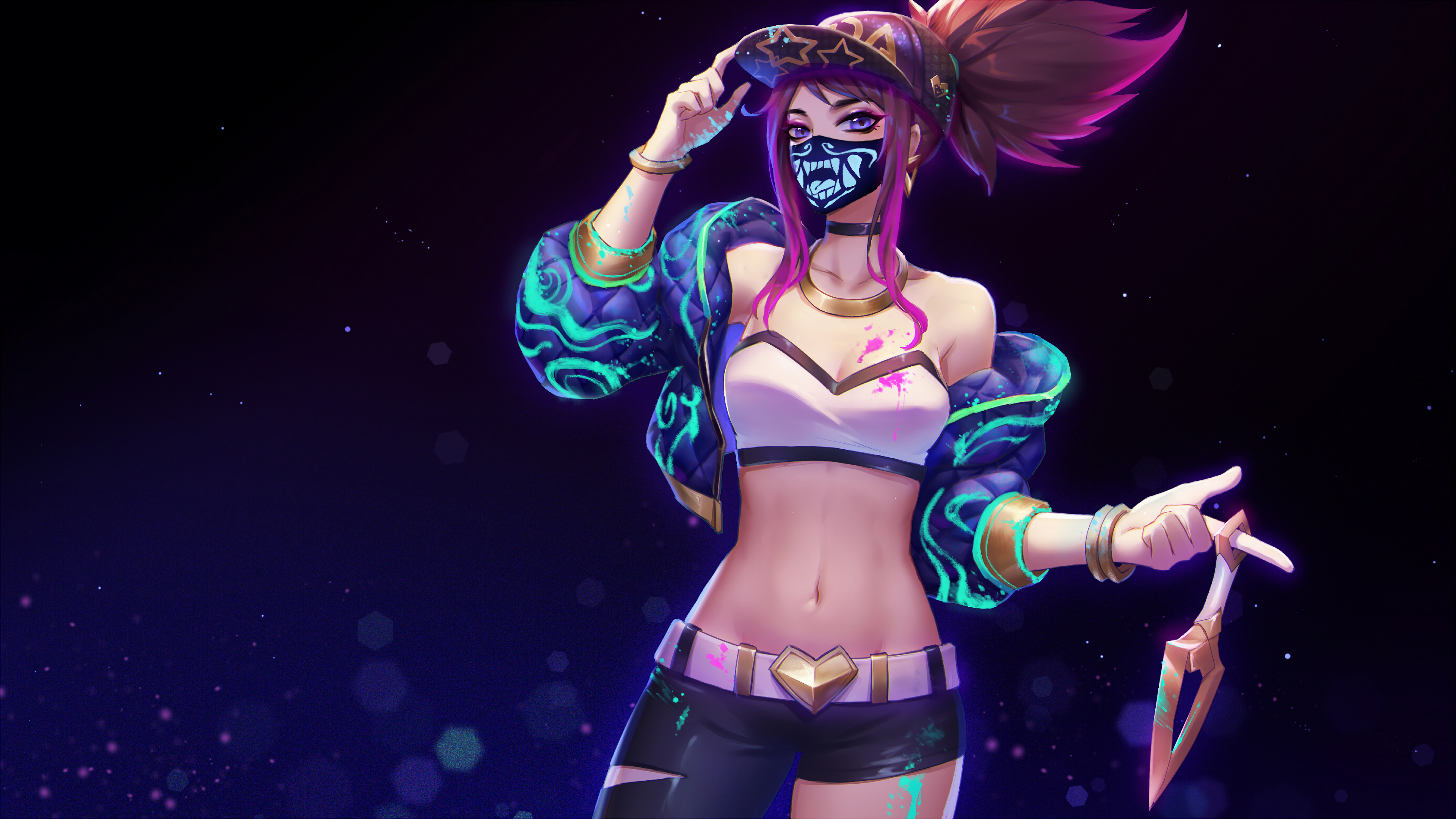 kda kali mask league of legends 4k 1547319352 - Kda Kali Mask League Of Legends 4k - league of legends wallpapers, hd-wallpapers, fantasy girls wallpapers, digital art wallpapers, artwork wallpapers, artist wallpapers, akali league of legends wallpapers, 4k-wallpapers