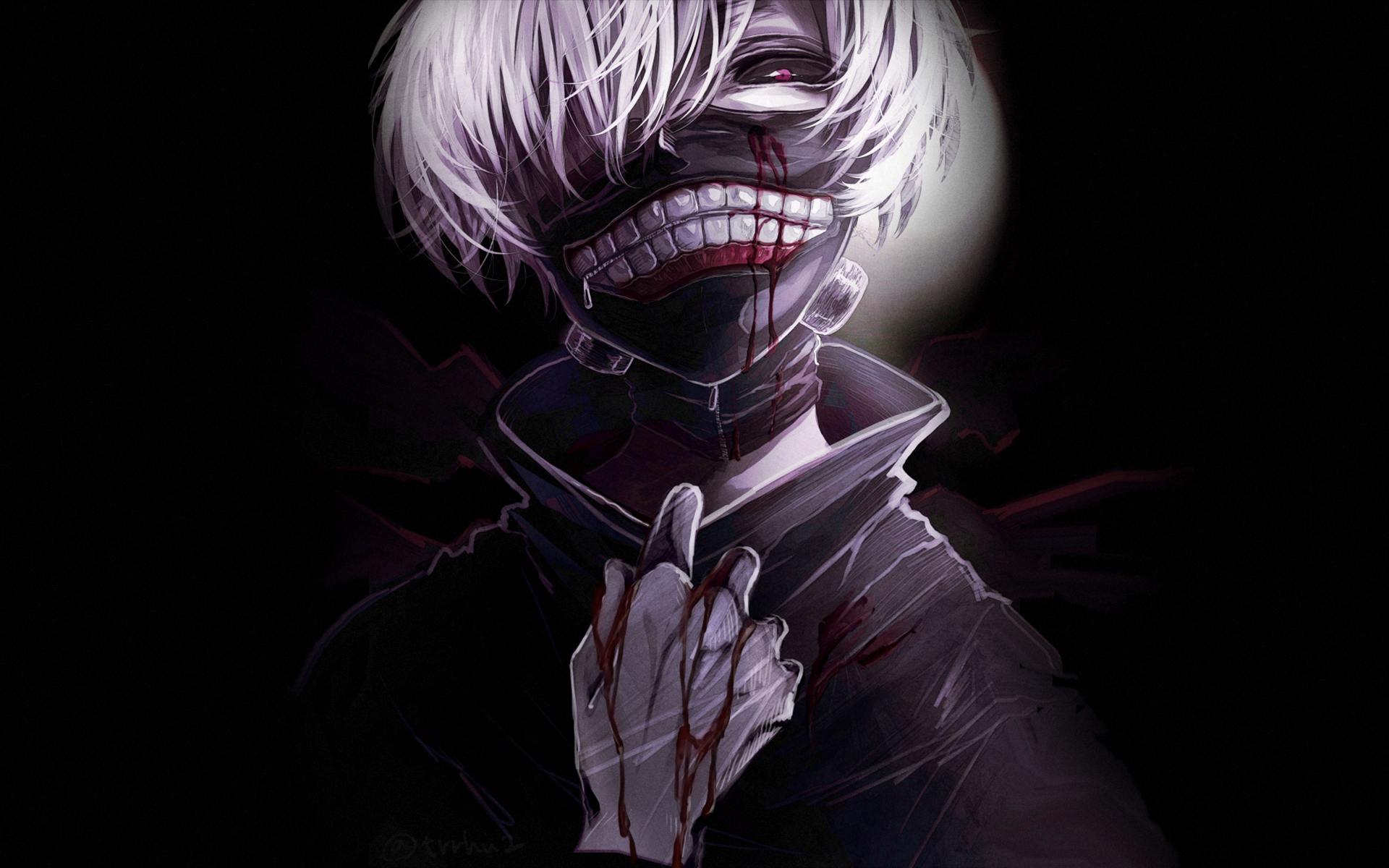 ken kaneki tokyo ghoul 4k 1548527868 - Ken Kaneki Tokyo Ghoul 4k - tokyo ghoul wallpapers, ken kaneki wallpapers, hd-wallpapers, anime wallpapers