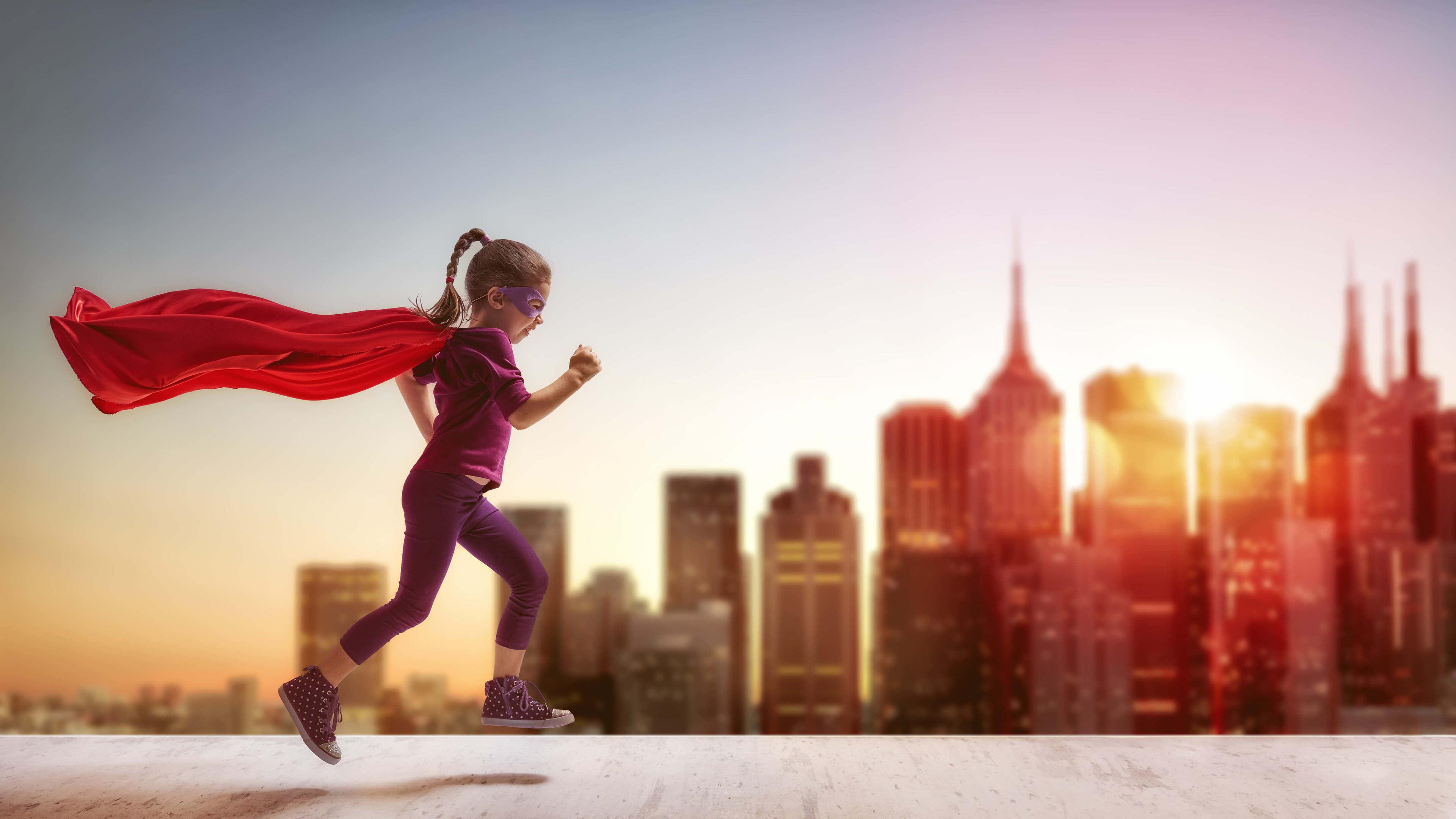 kid supergirl 4k 1547936496 - Kid Supergirl 4k - superheroes wallpapers, supergirl wallpapers, hd-wallpapers, 5k wallpapers, 4k-wallpapers