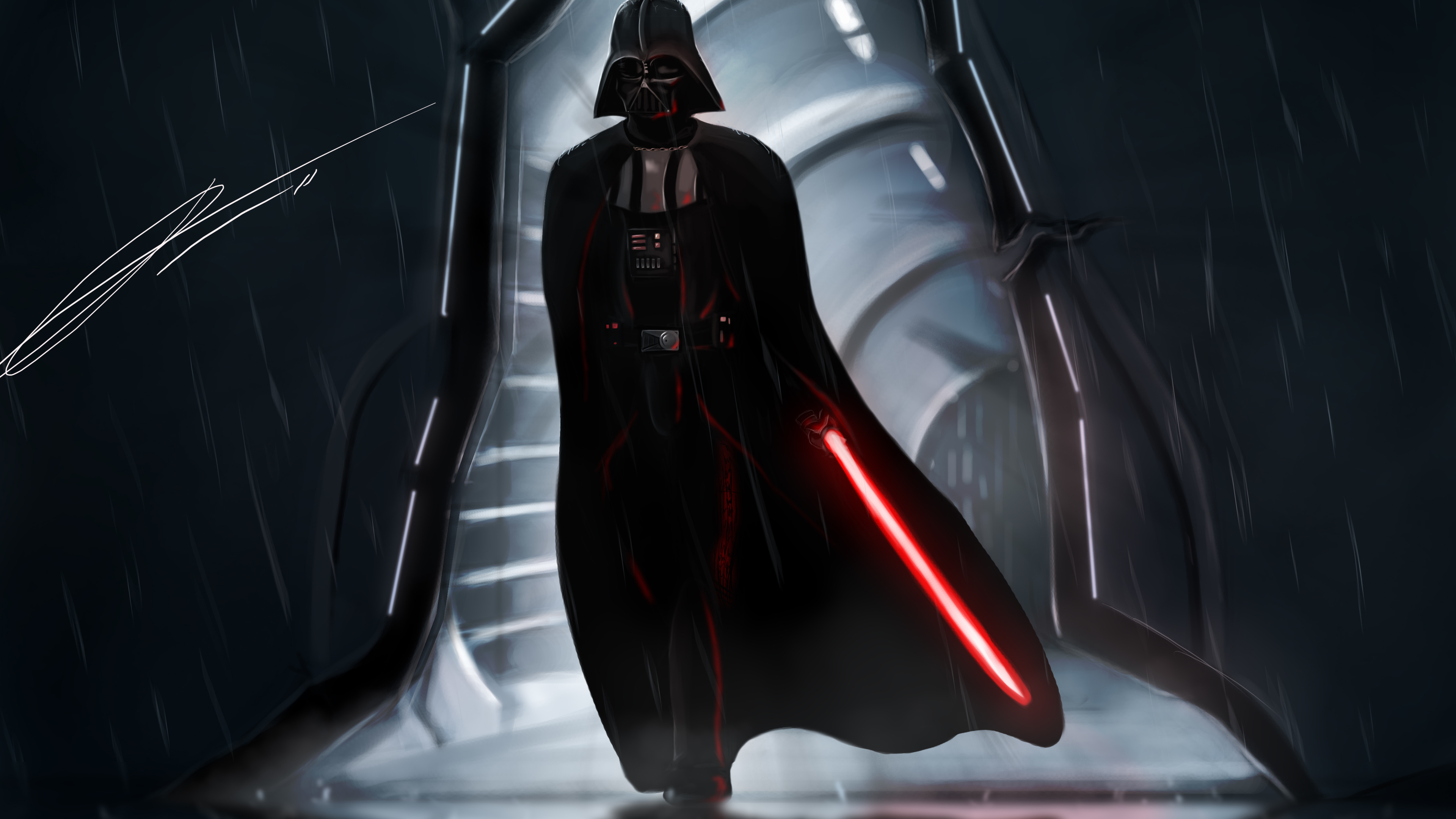 Wallpaper 4k Lord Vader 4k 4k Wallpapers Artwork Wallpapers Darth