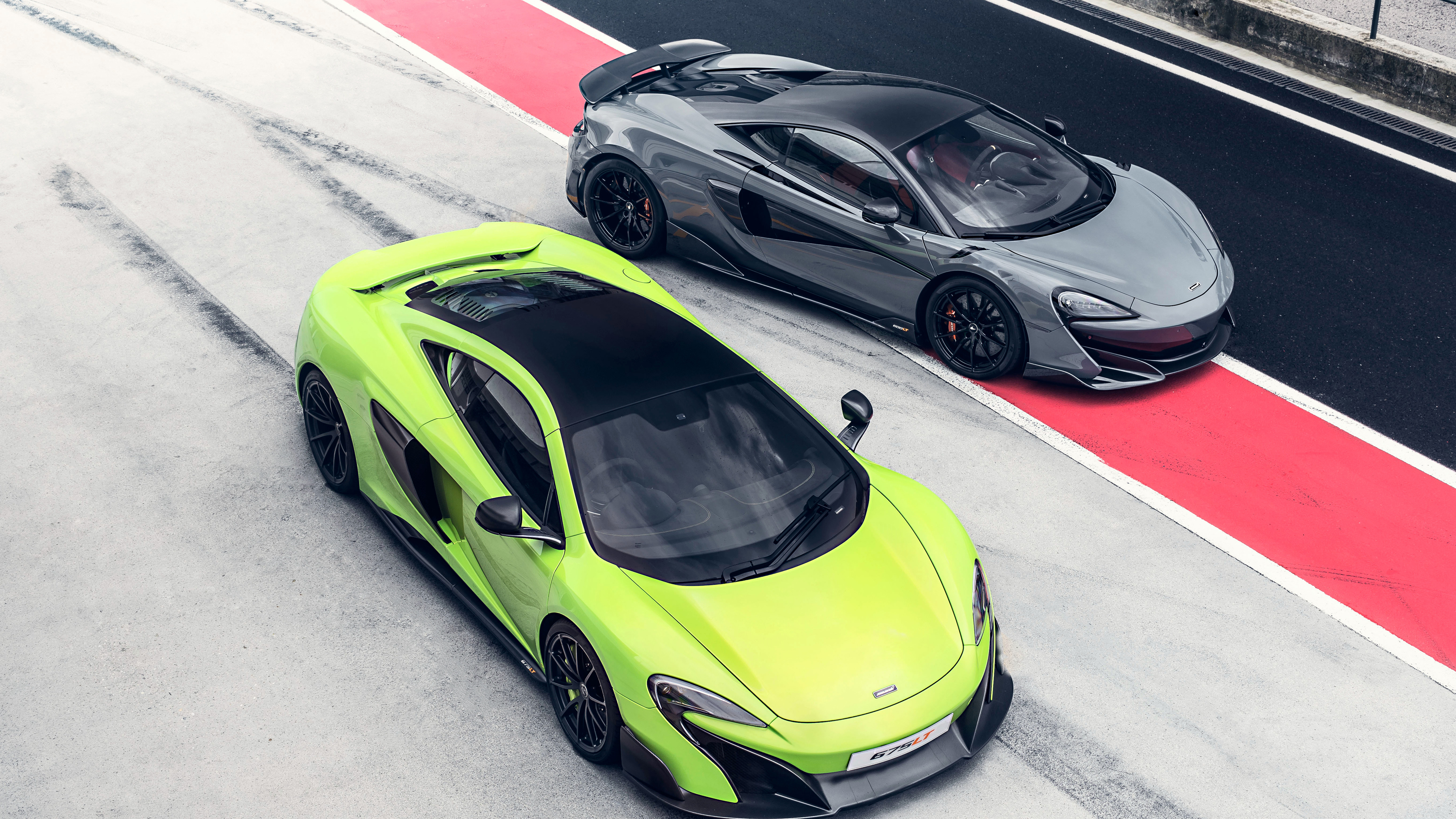 mclaren 675lt and 600lt 4k 1547936901 - McLaren 675LT And 600LT 4k - mclaren wallpapers, hd-wallpapers, cars wallpapers, 4k-wallpapers, 2018 cars wallpapers