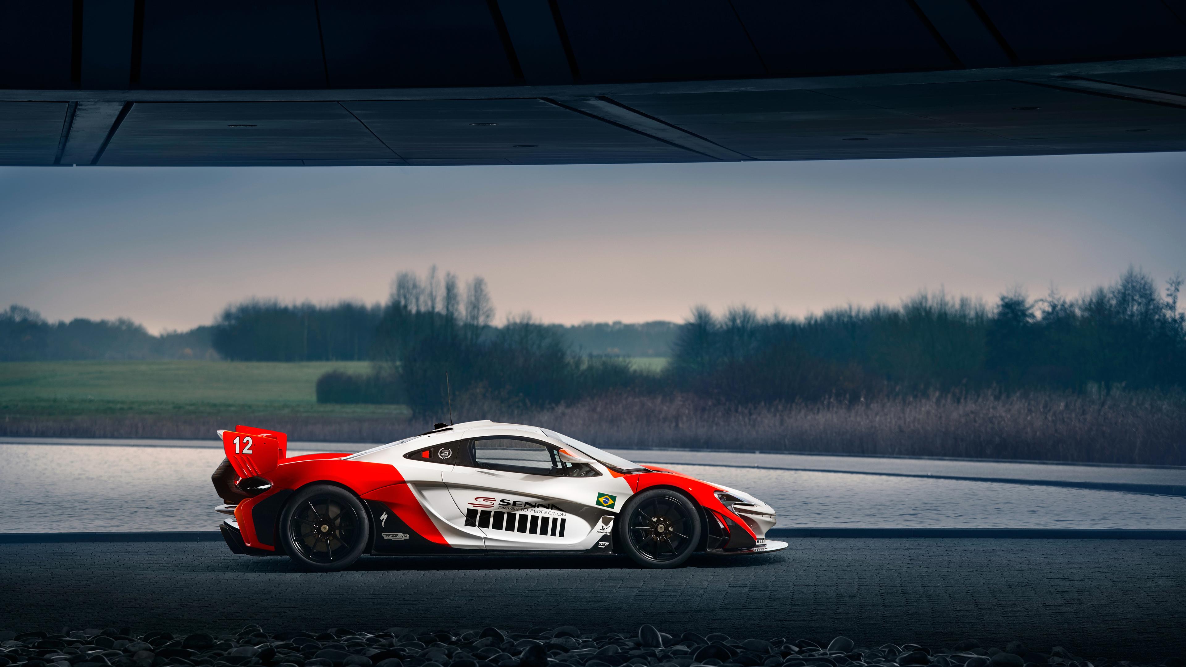 mclaren mso p1 gtr ayrton senna 2018 side view 4k 1546362393 - McLaren MSO P1 GTR Ayrton Senna 2018 Side View 4k - mclaren wallpapers, hd-wallpapers, cars wallpapers, 4k-wallpapers, 2018 cars wallpapers