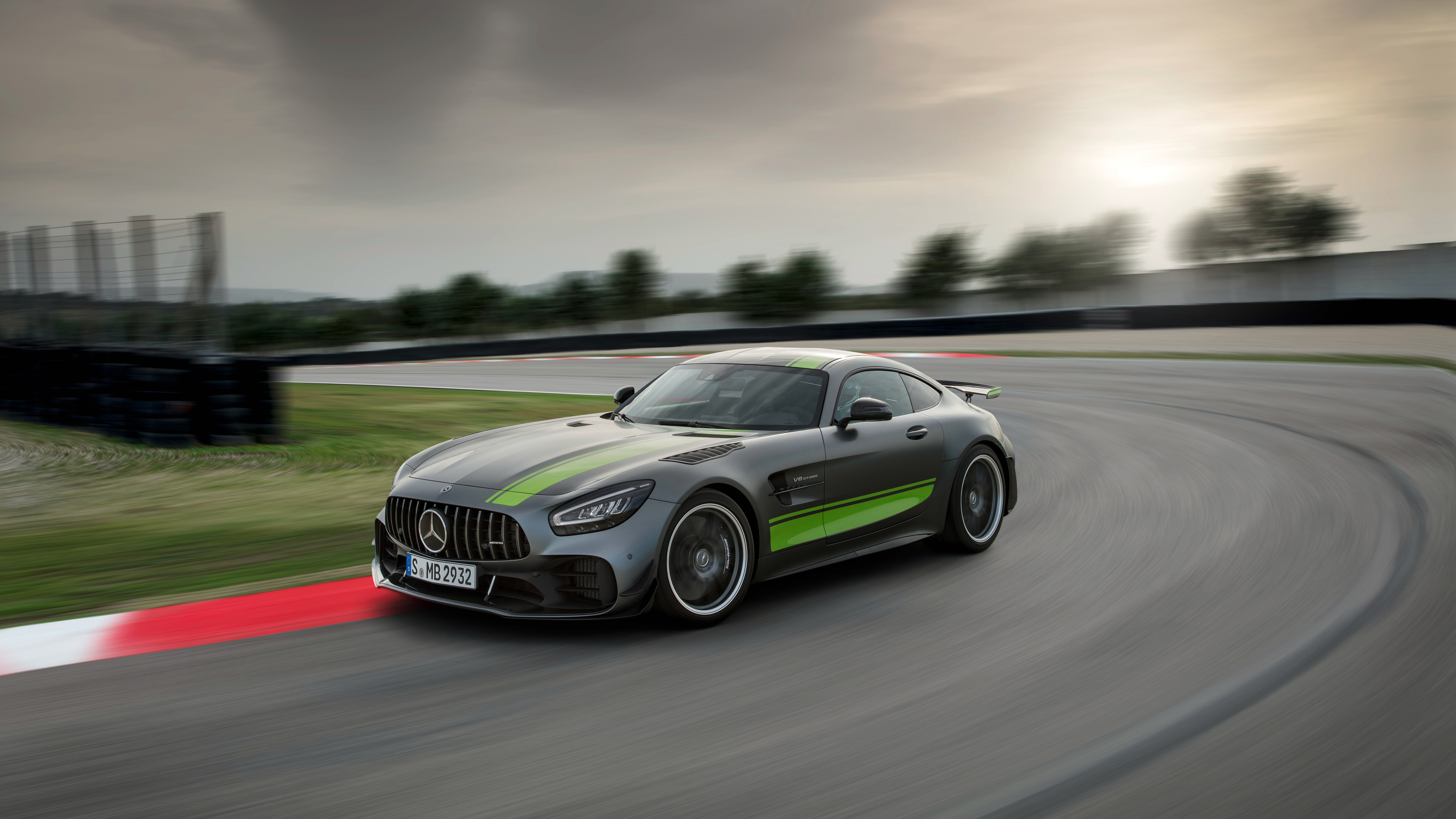 Wallpaper 4k Mercedes Amg Gt R Pro 2019 4k 2019 Cars