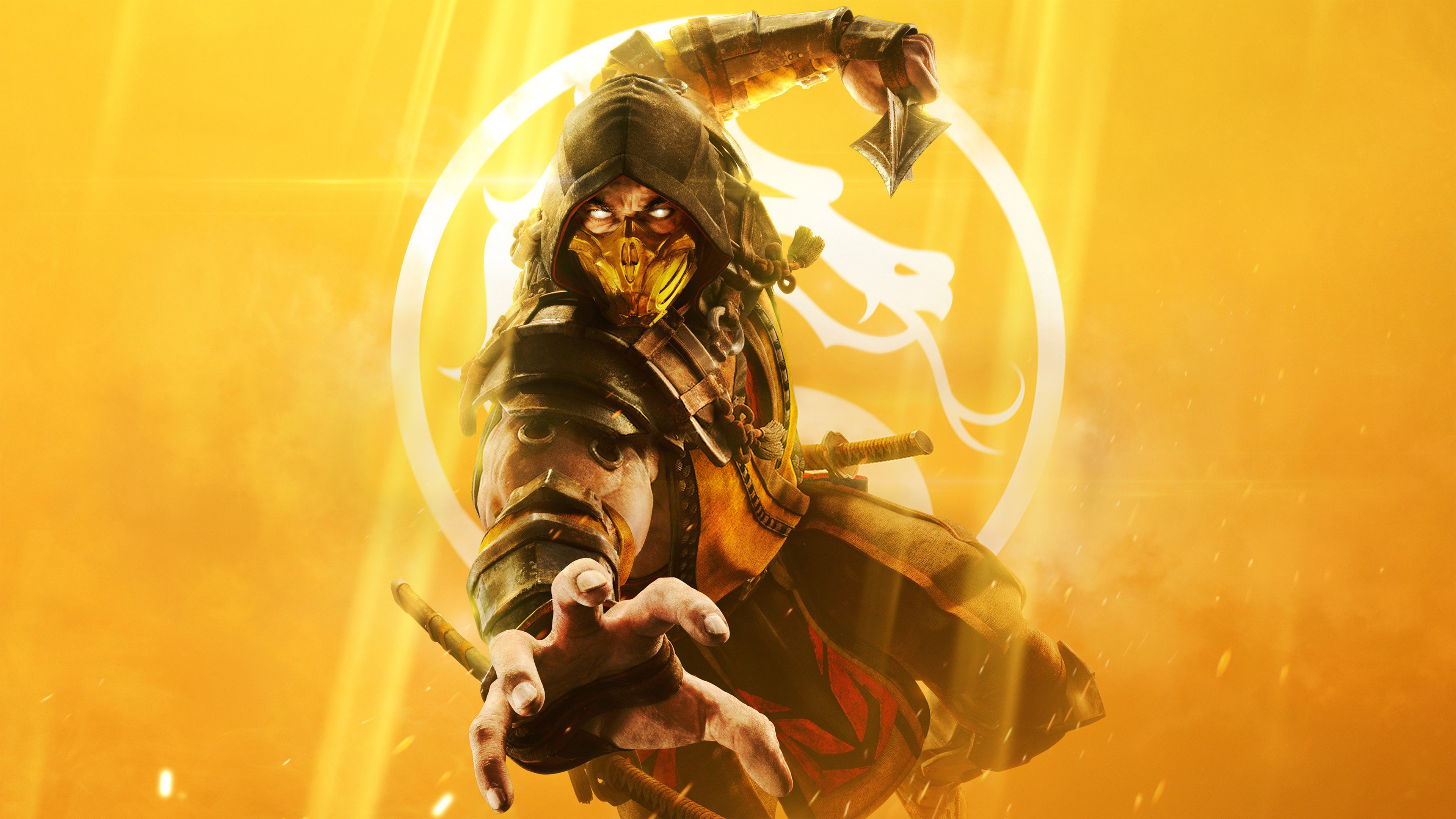 Wallpaper 4k Mortal Kombat 11 4k 2019 Games Wallpapers 4k