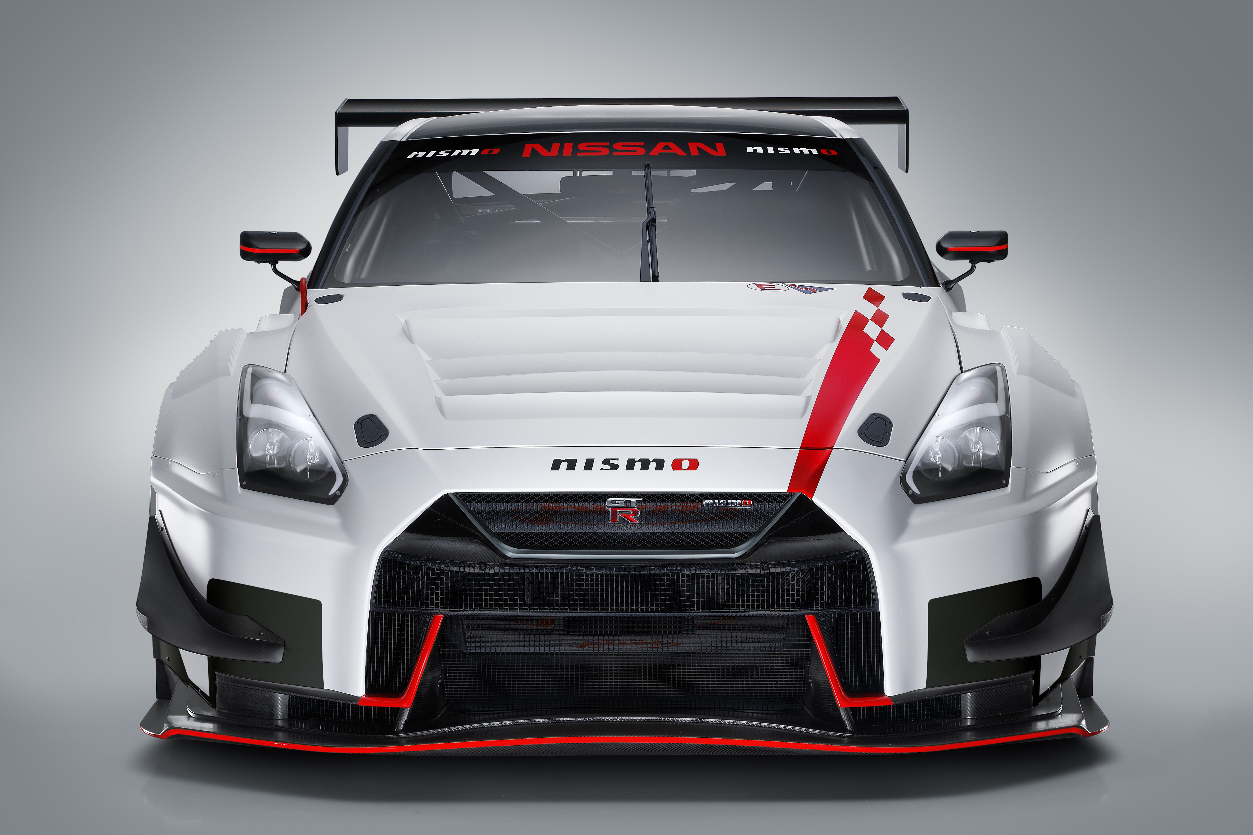 nismo nissan gt r gt3 2018 front 4k 1548528003 - Nismo Nissan GT R GT3 2018 Front 4k - nissan wallpapers, nissan gtr wallpapers, hd-wallpapers, cars wallpapers, 4k-wallpapers, 2018 cars wallpapers