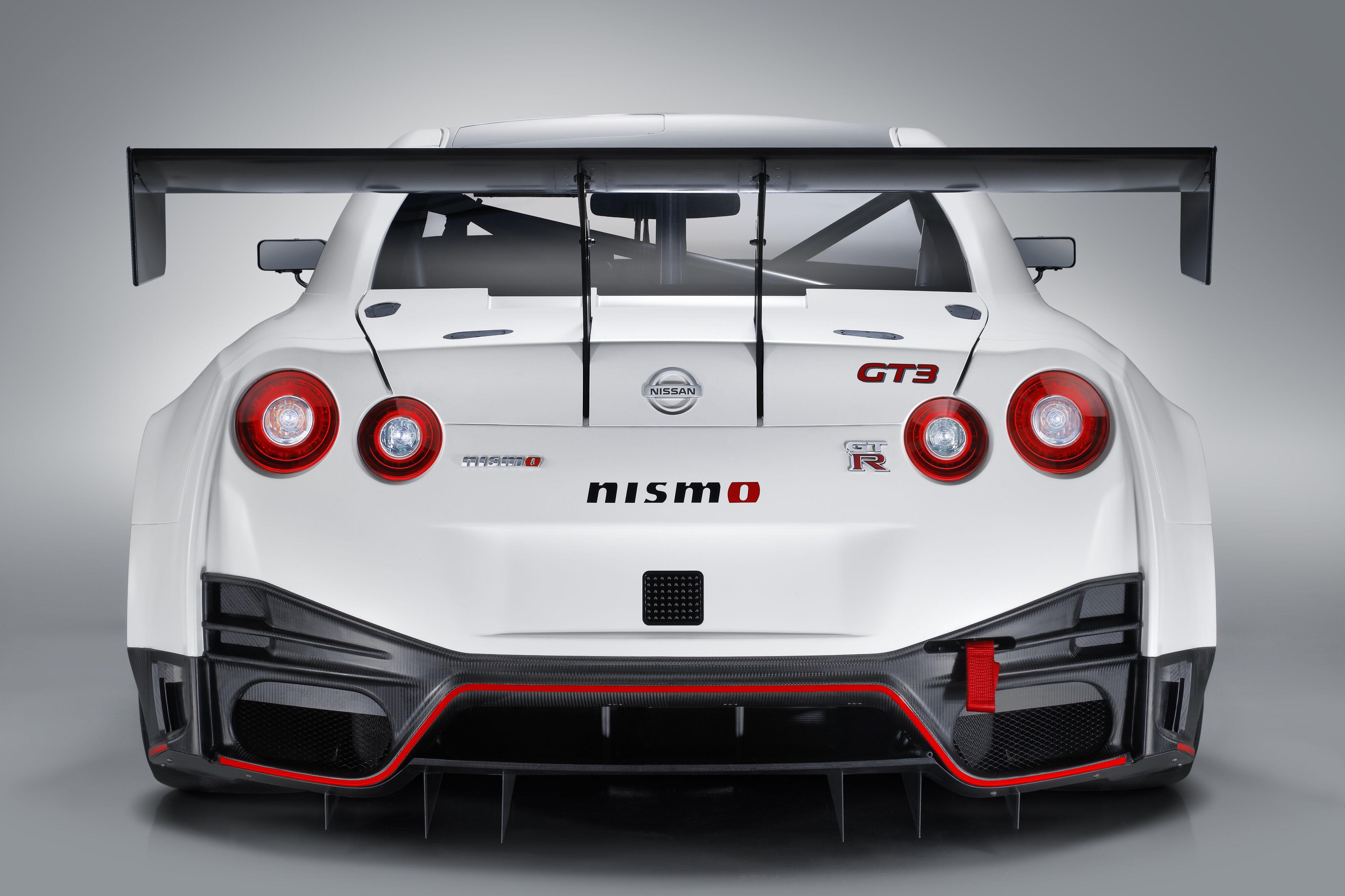 nismo nissan gt r gt3 2018 rear 4k 1548527999 - Nismo Nissan GT R GT3 2018 Rear 4k - nissan wallpapers, nissan gtr wallpapers, hd-wallpapers, cars wallpapers, 4k-wallpapers, 2018 cars wallpapers