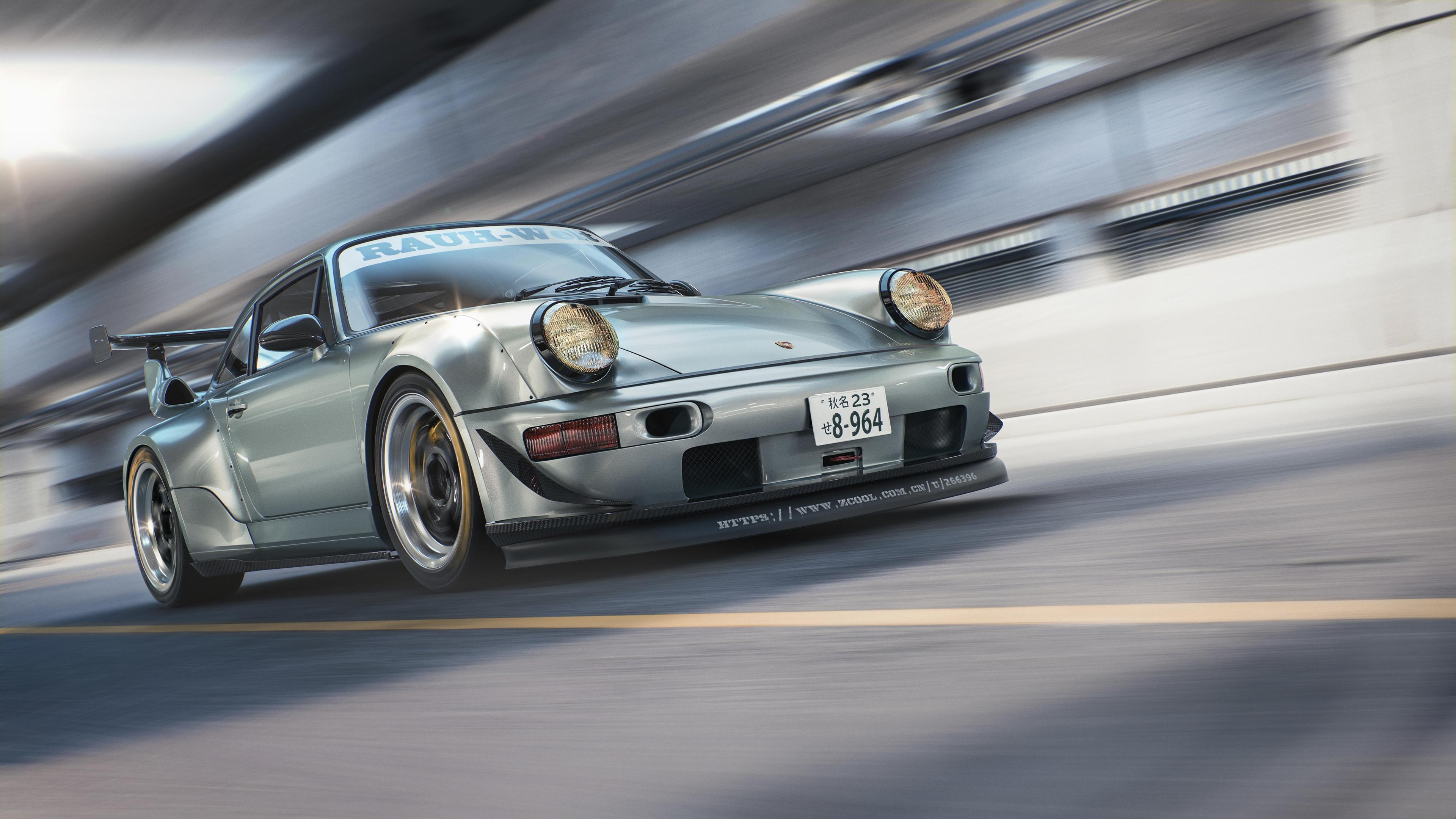 porsche 964 rwb cgi 4k 1547937401 - Porsche 964 RWB CGI 4k - porsche wallpapers, hd-wallpapers, cgi wallpapers, cars wallpapers, behance wallpapers, 4k-wallpapers