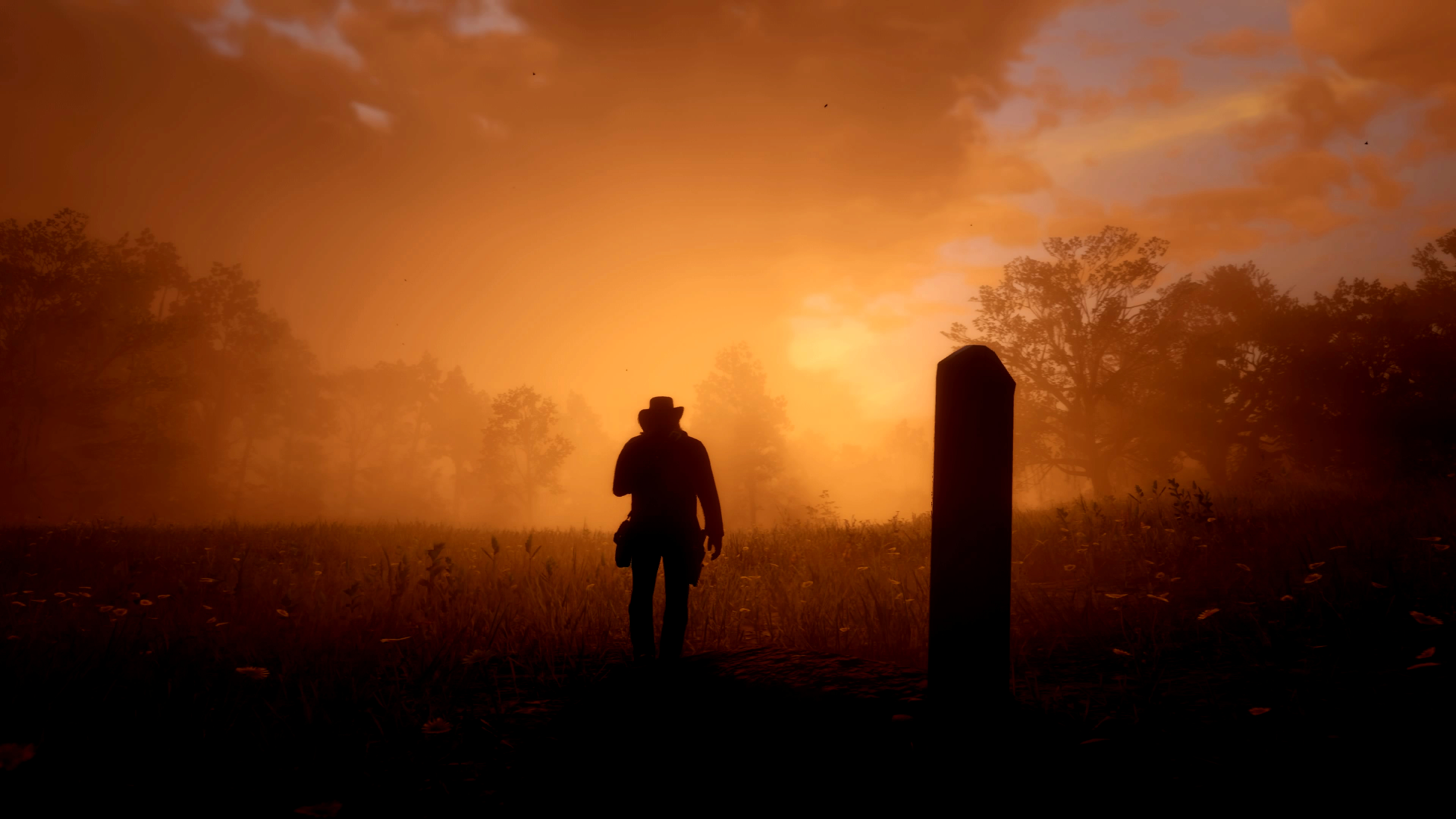 Wallpaper 4k Red Dead Redemption 2 Game 4k 2018 Games Wallpapers