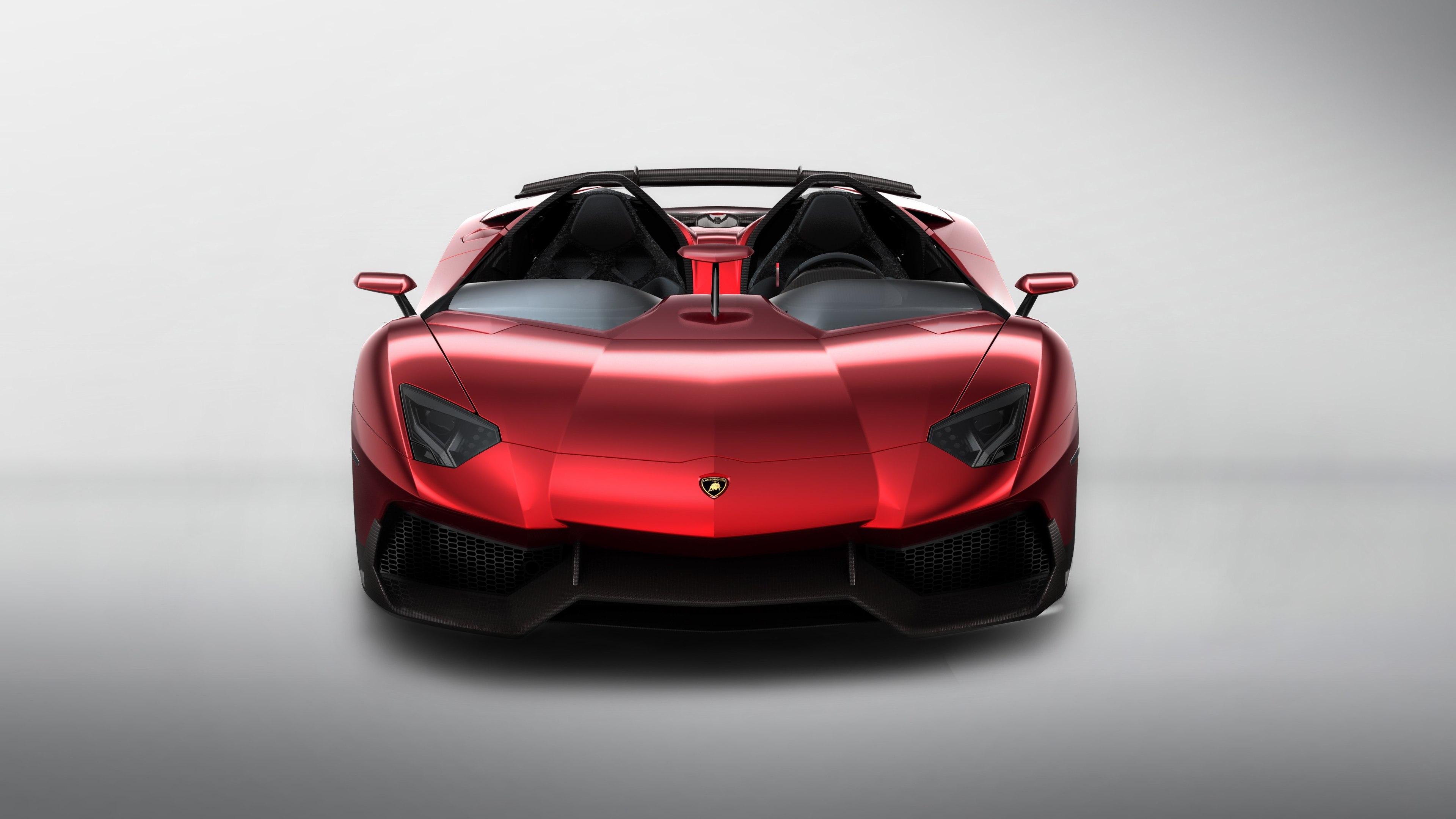 Wallpaper 4k Red Lamborghini Aventador 4k 4k Wallpapers