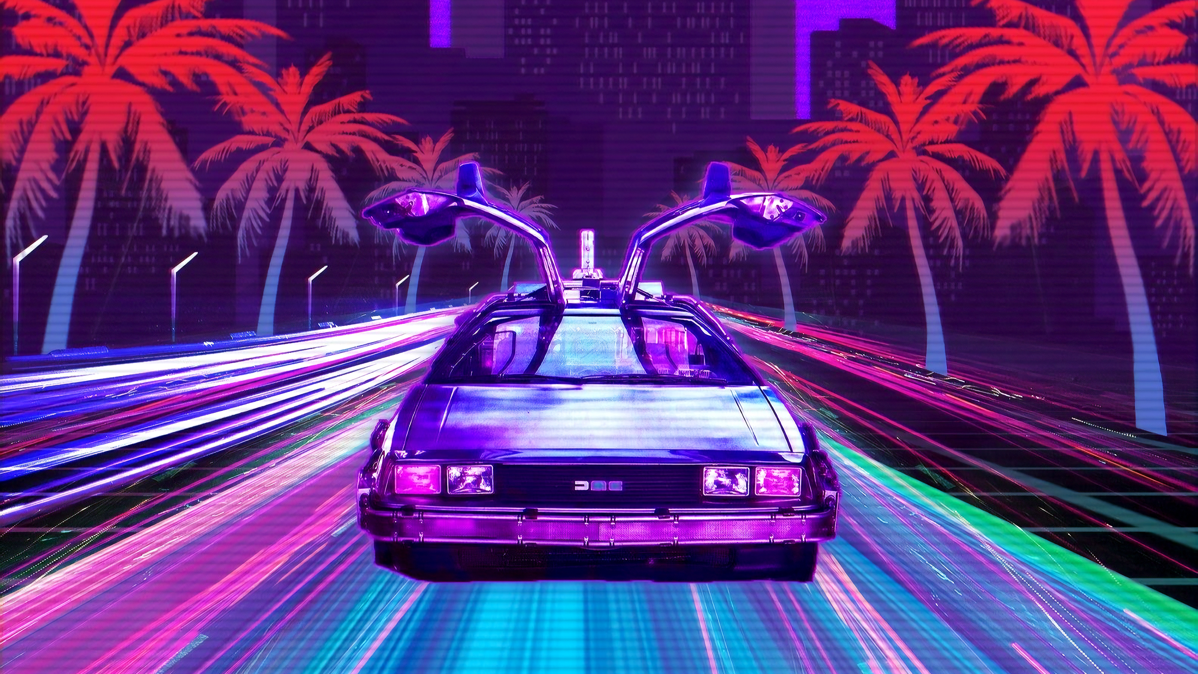 retro lux cars retrowave 4k 1547936812 - Retro Lux Cars Retrowave 4k - retrowave wallpapers, hd-wallpapers, digital art wallpapers, cars wallpapers, artwork wallpapers, artist wallpapers, 4k-wallpapers