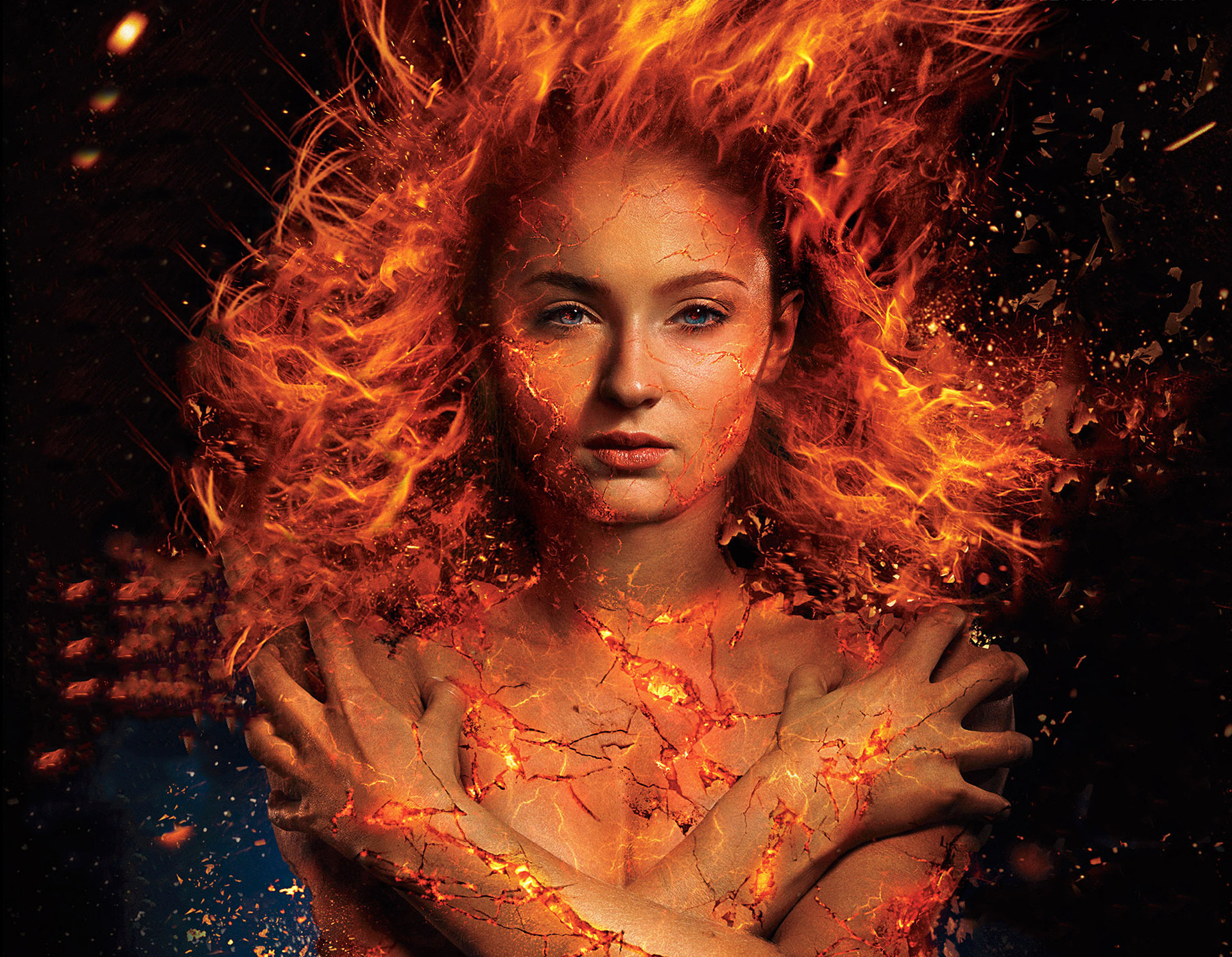 sophie turner in x men dark phoenix 4k 1547506926 - Sophie Turner In X Men Dark Phoenix 4k - x men dark phoenix wallpapers, sophie turner wallpapers, movies wallpapers, hd-wallpapers, dark phoenix wallpapers, 2019 movies wallpapers